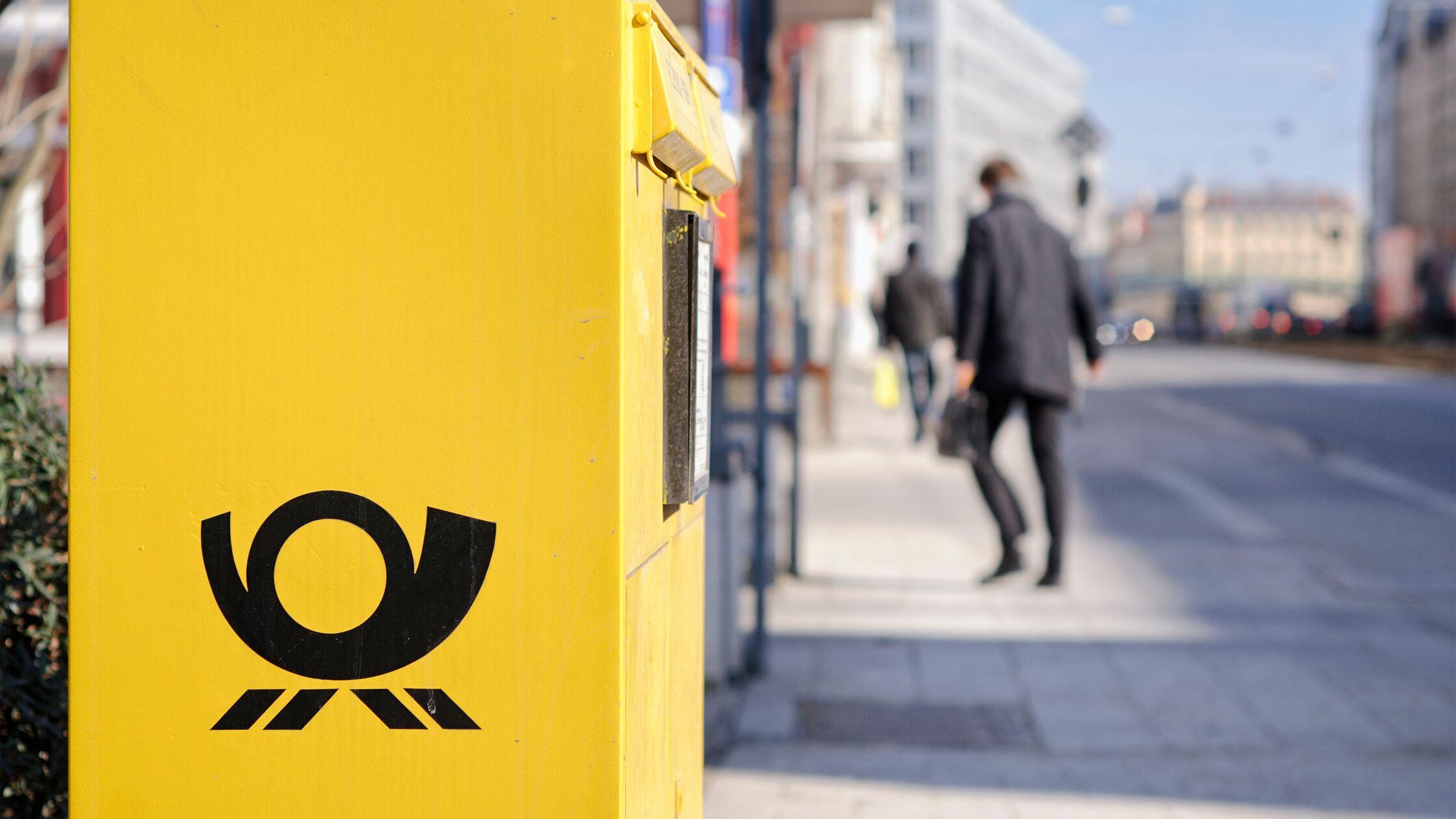 Briefkasten Deutsche Post