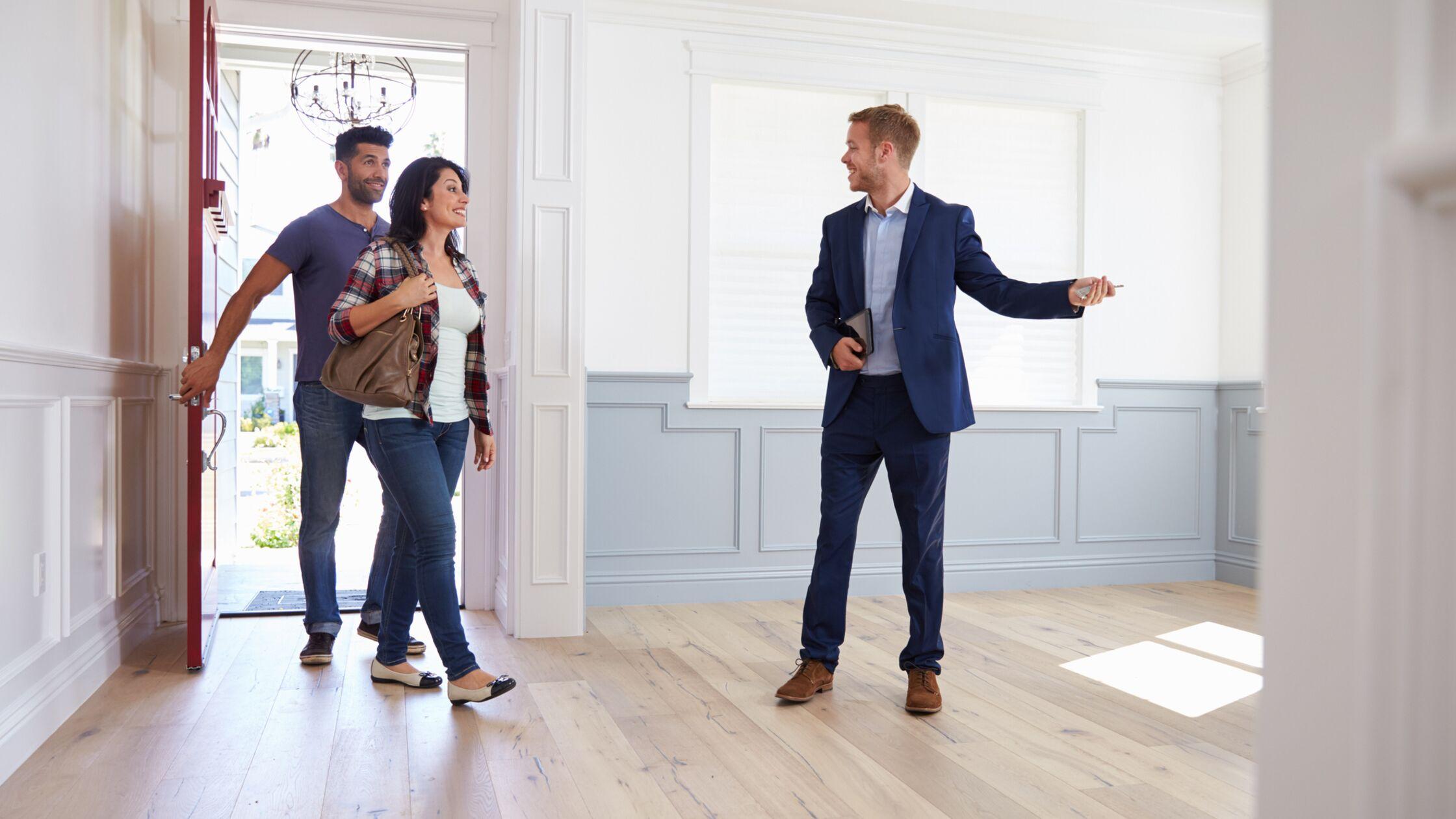Eine kleine Wohnung oder gleich ein ganzes Haus – was suchen Sie gerade?