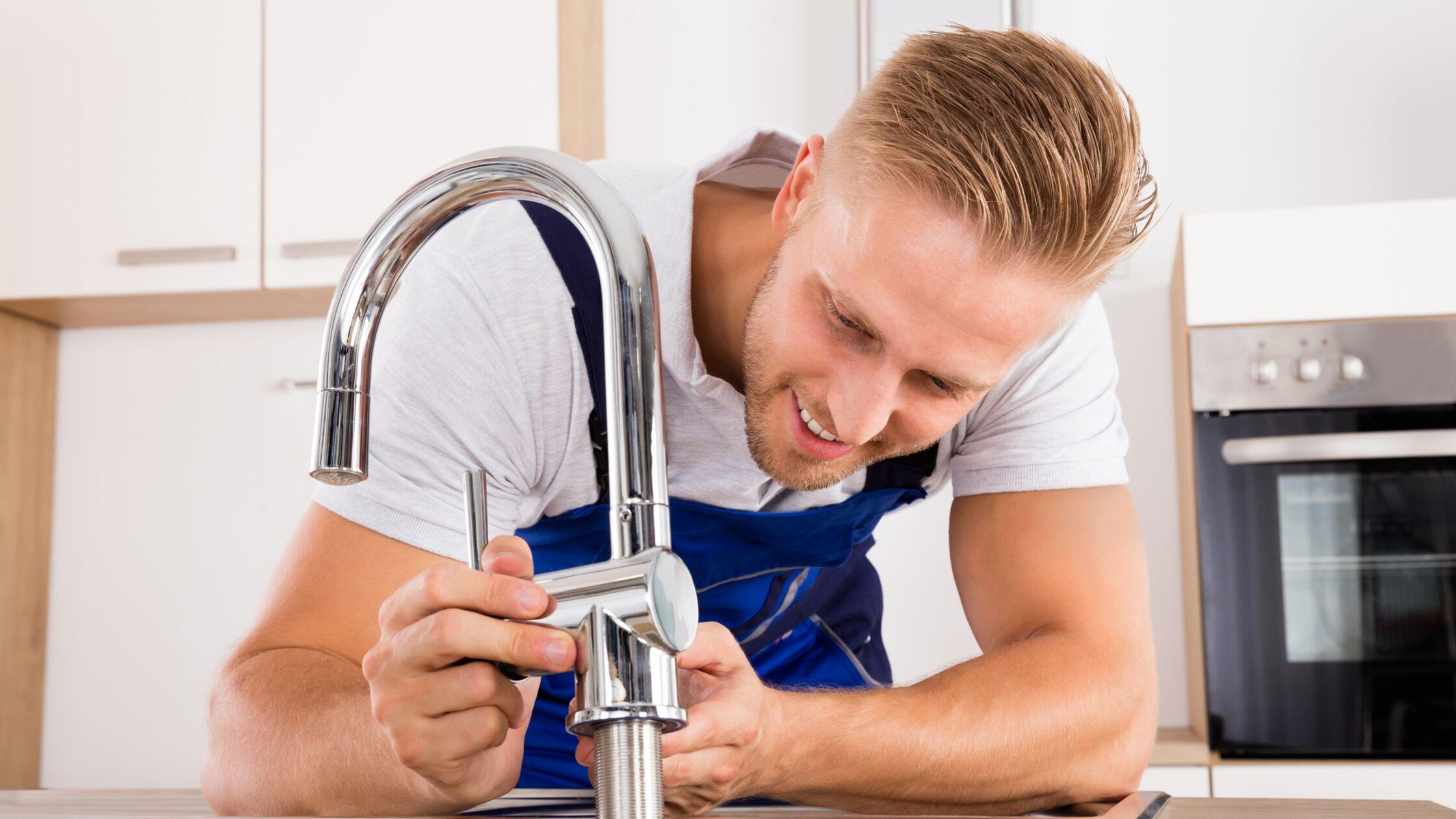Tropfenden Wasserhahn Reparieren Diy Anleitung Fur Kuche Bad