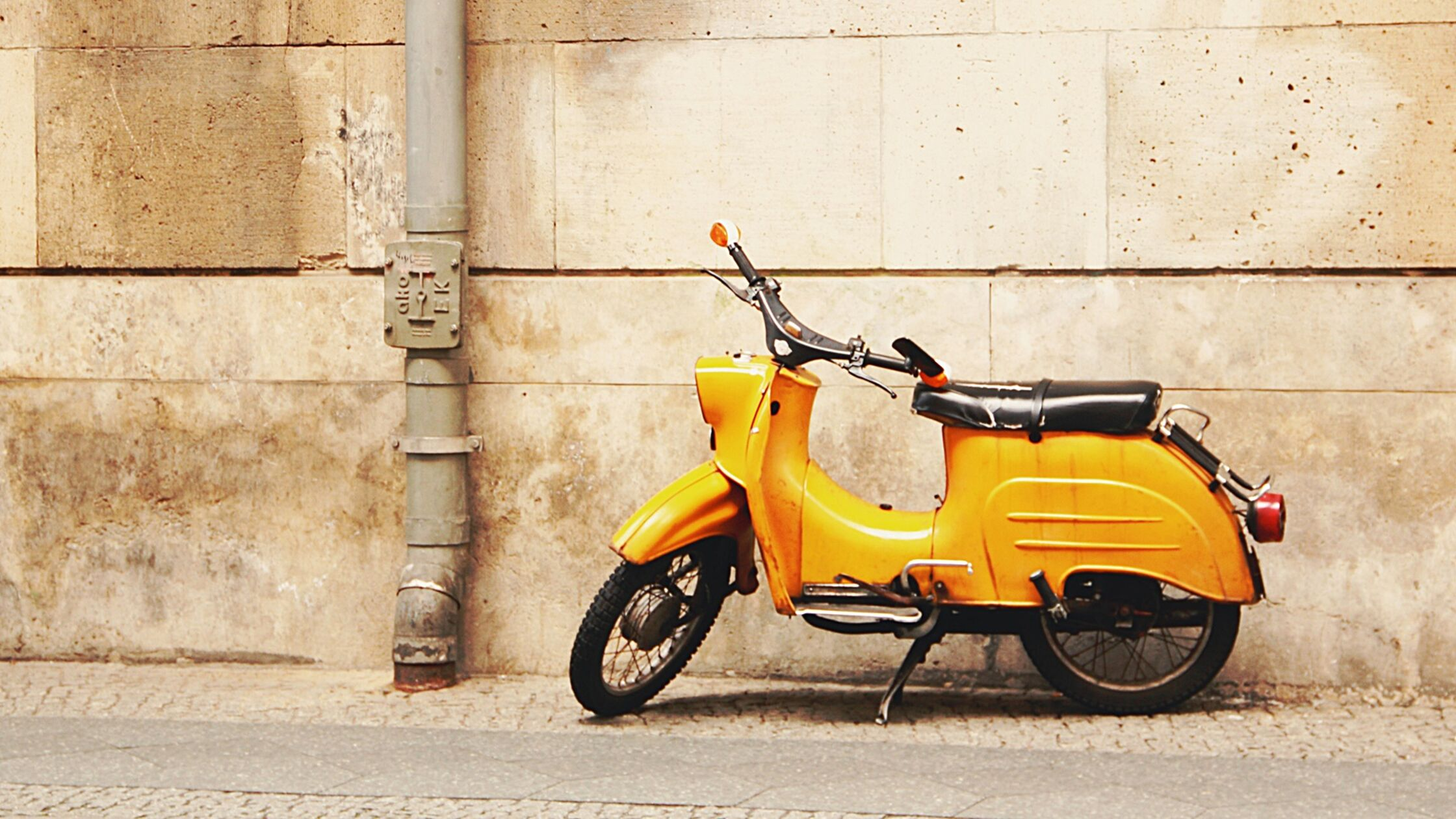 Versicherungskennzeichen: Roller, Mofa & Co. anmelden