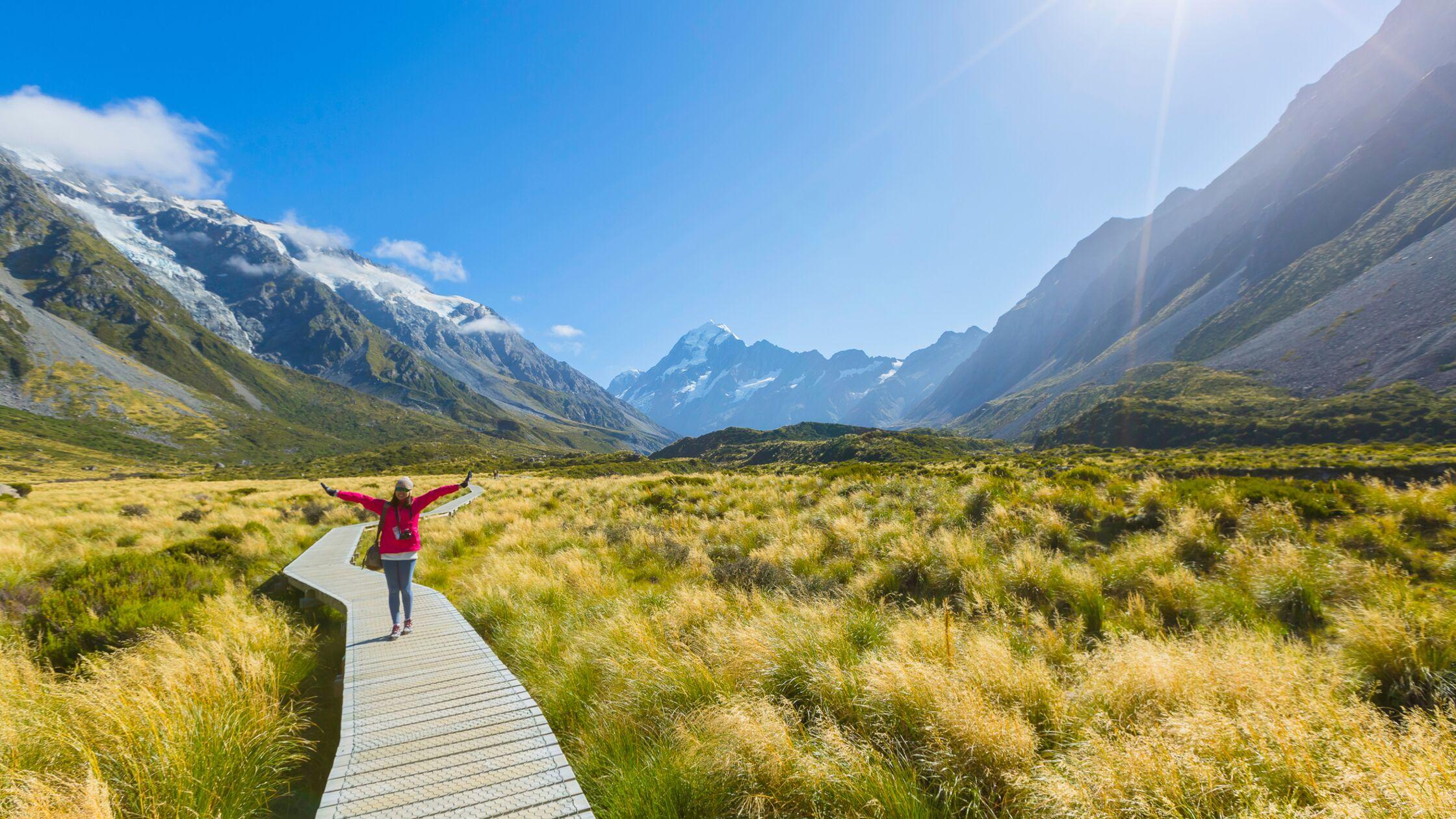 Auswandern nach Neuseeland