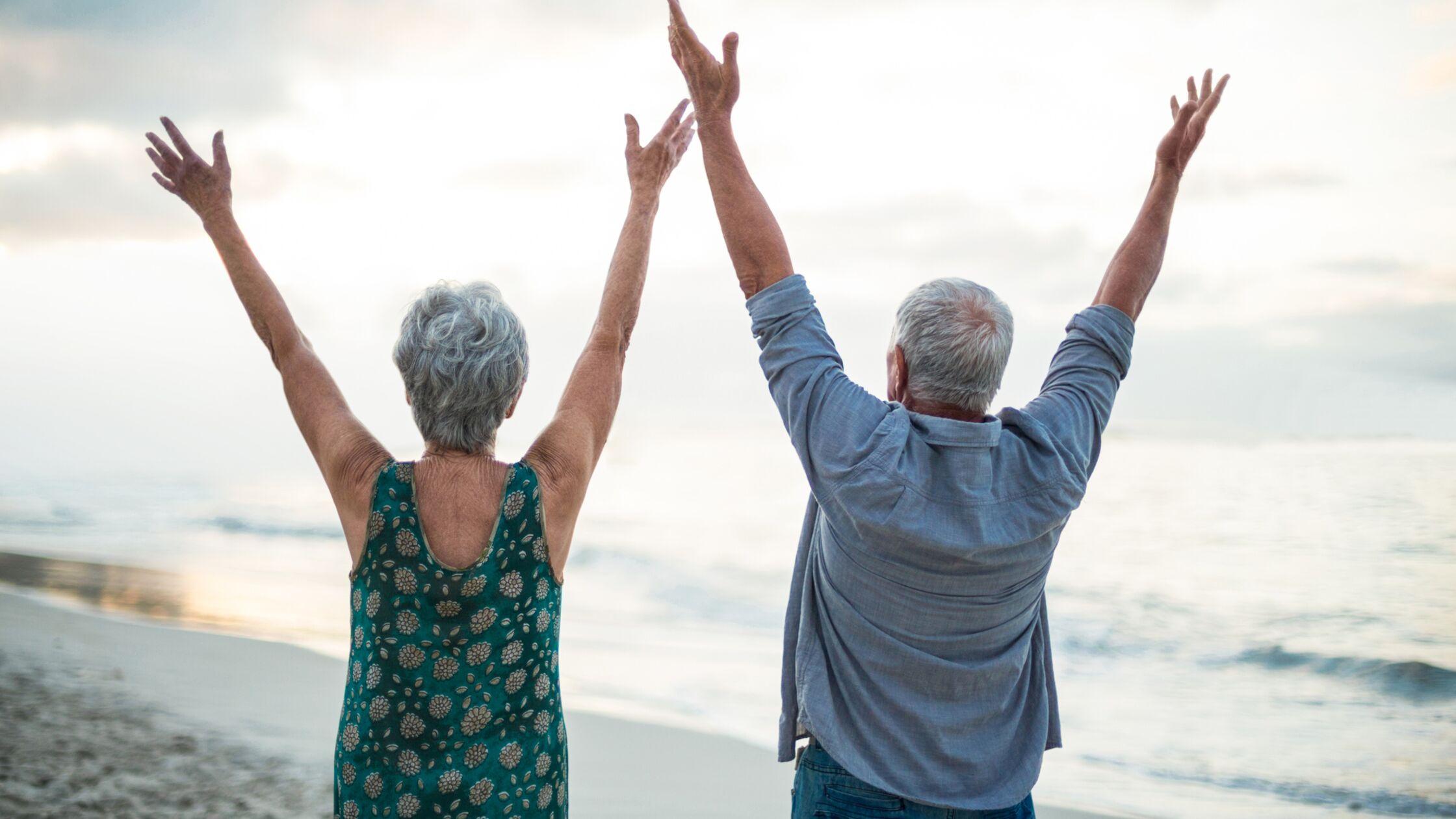 Rentner wandern aus
