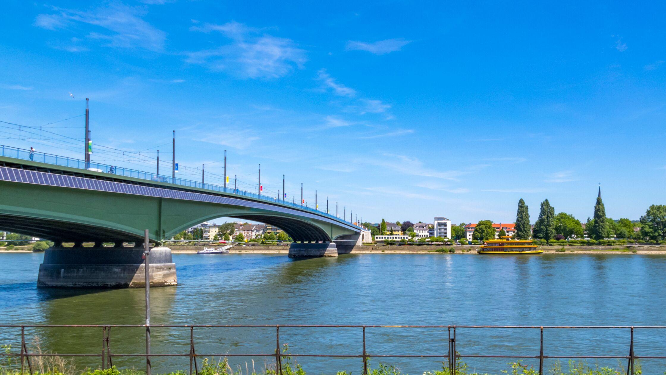 Umzug nach Bonn
