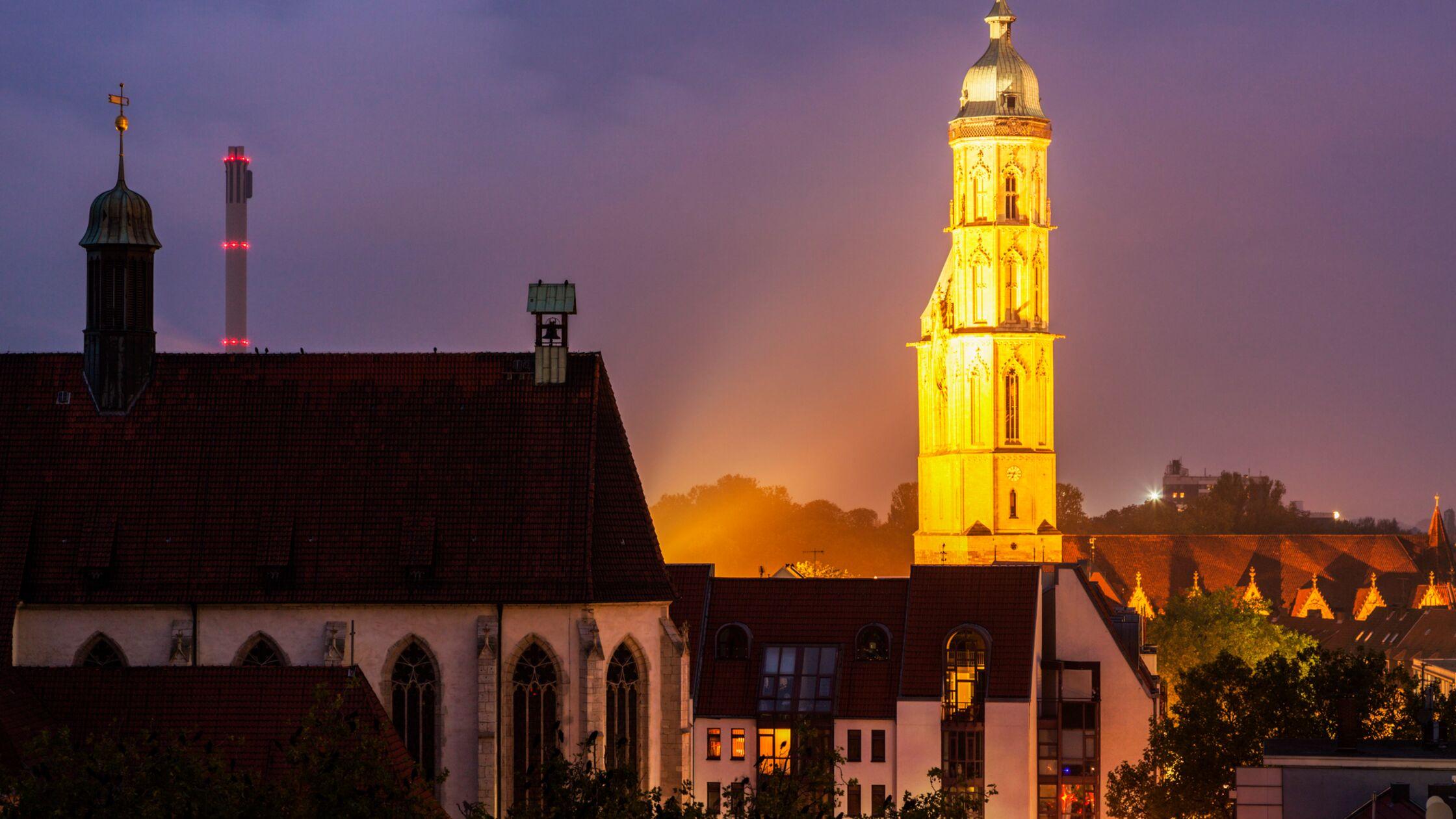 Umzug nach Braunschweig