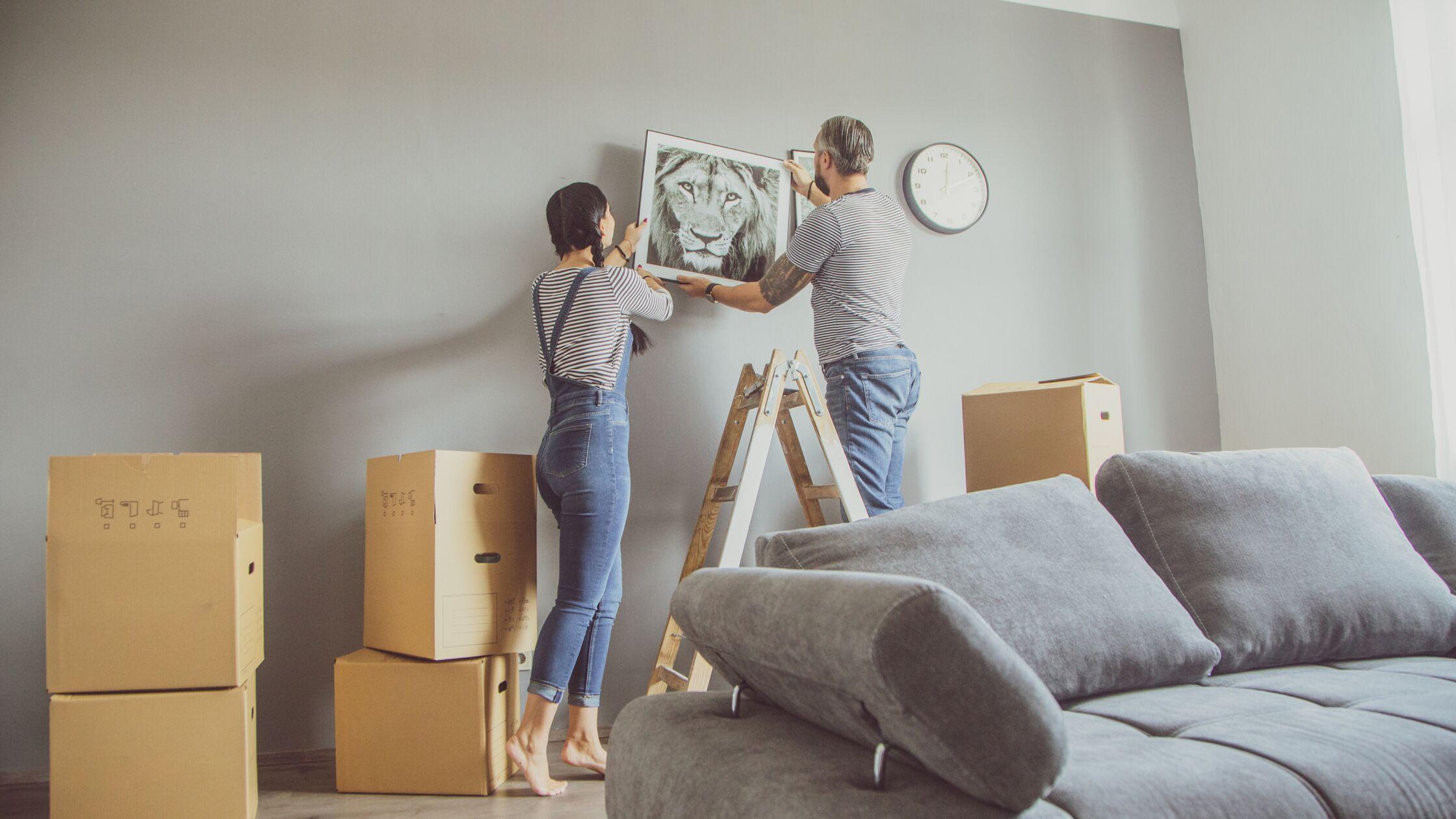 Wohnung günstig einrichten: Ideen für den kleinen Geldbeutel