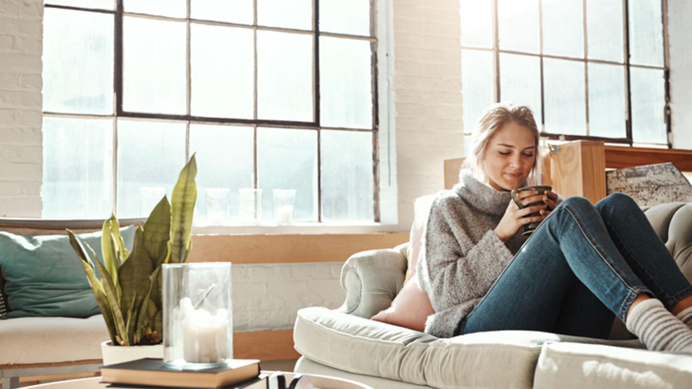 5 gute Gründe alleine zu wohnen