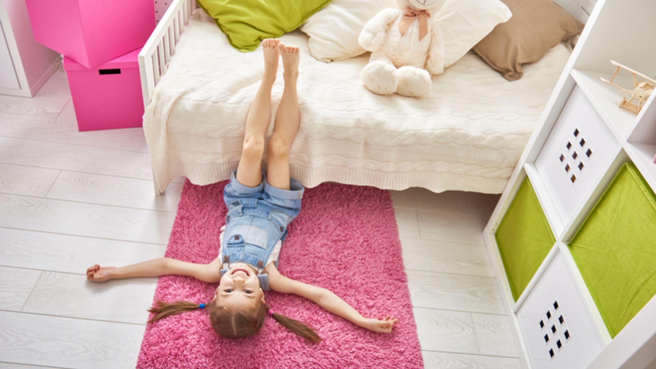 Kinderzimmer einrichten: Ideen für eine robuste Ausstattung