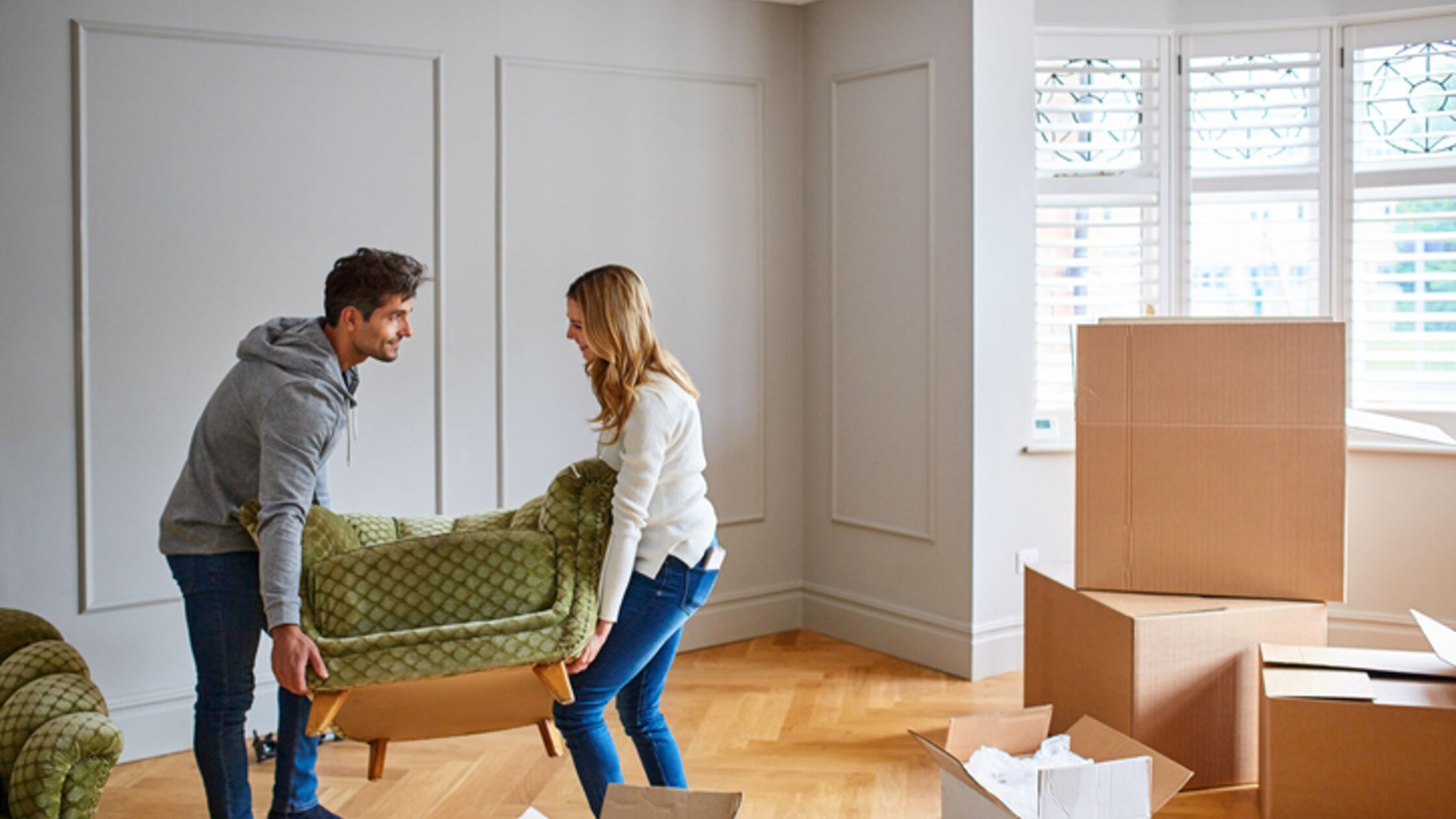 Umzug: Wo kann ich meine Möbel spenden?