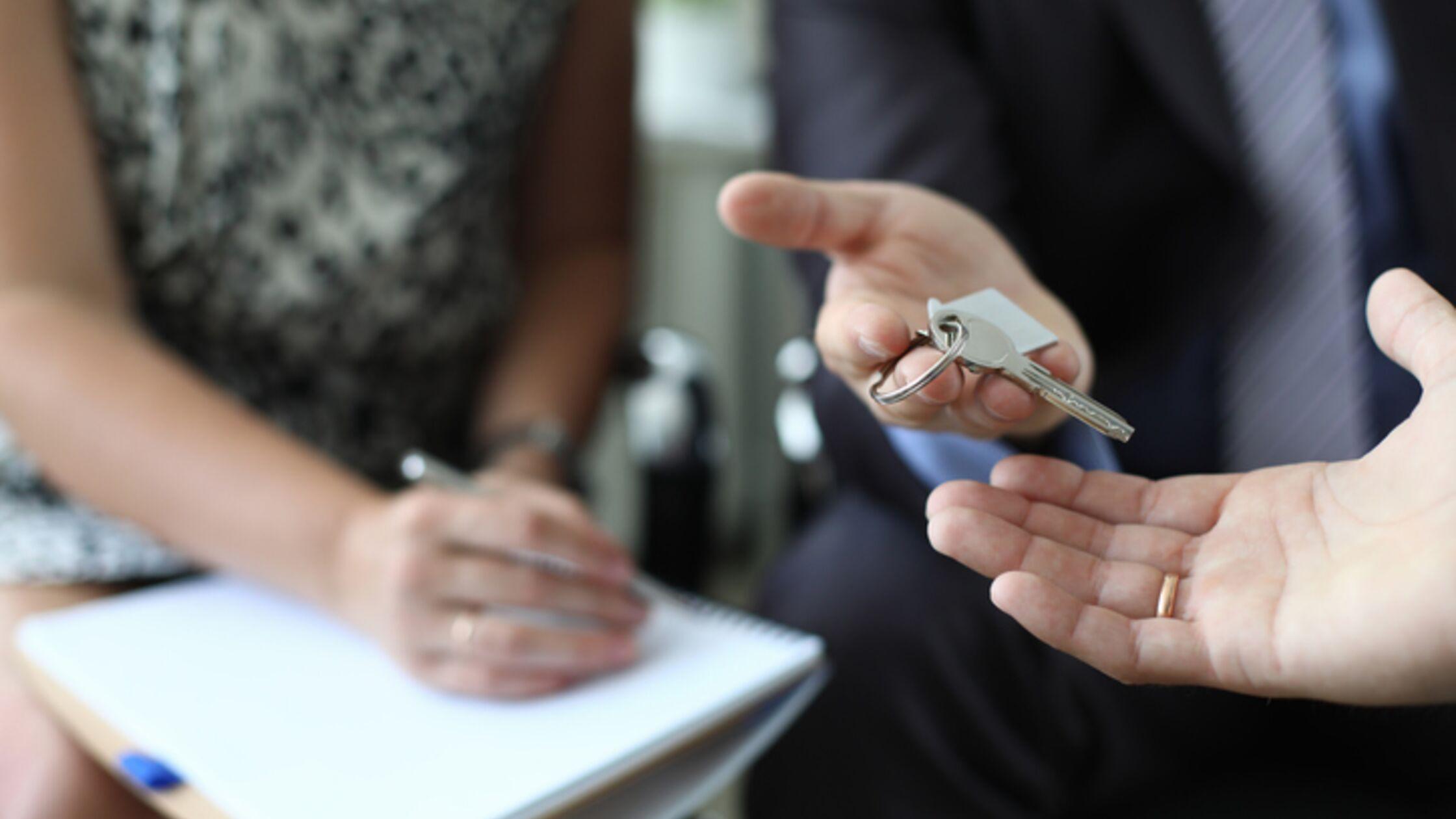 Wohnung zur Untermiete Schlüssel