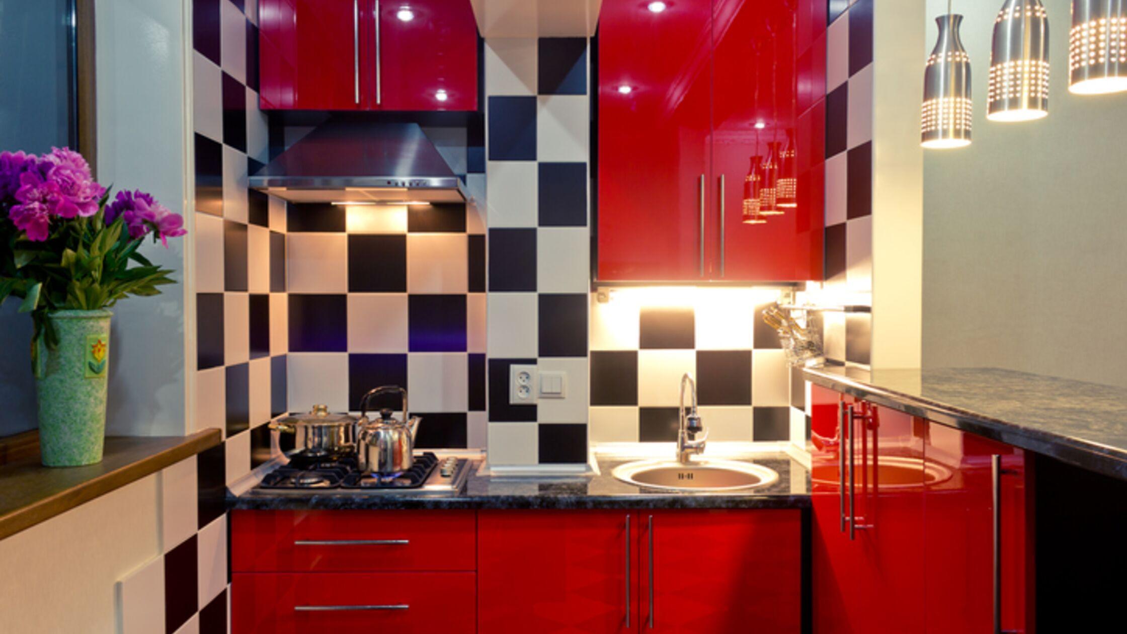 Kleine Küche einrichten: So nutzen Sie den Platz optimal