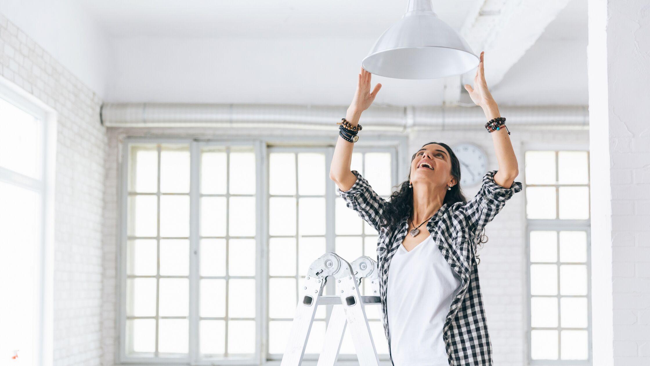 Lampen anbringen leicht gemacht: Tipps für die schnelle Montage