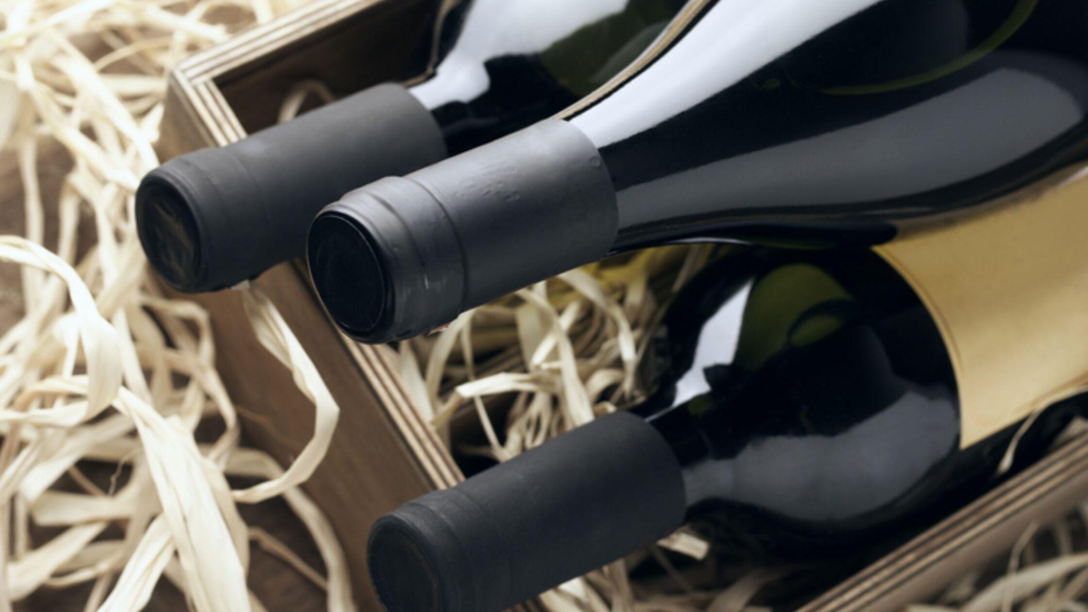 Wein beim Umzug sicher transportieren