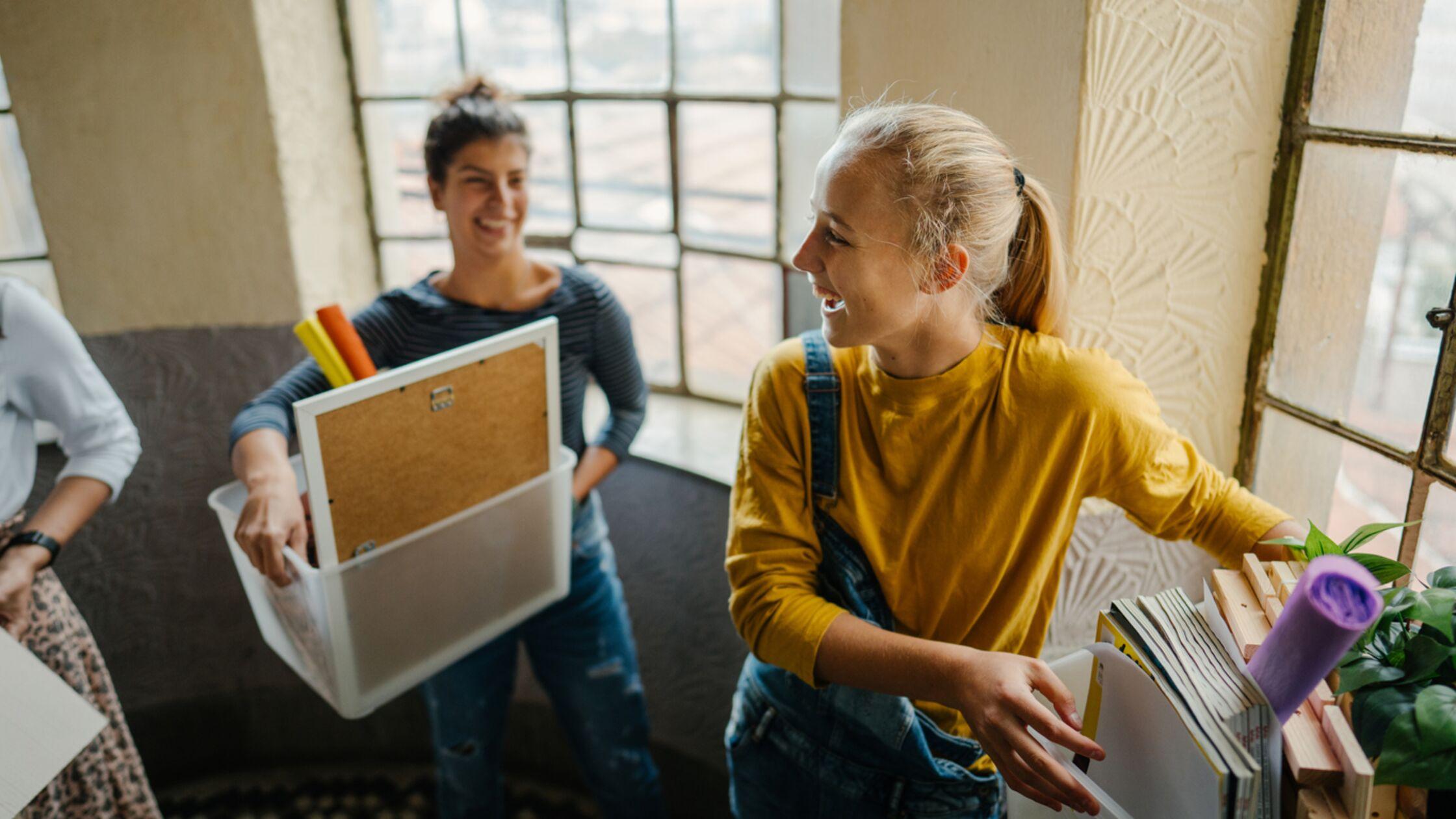 Umzugshelfer motivieren: 7 Tipps, wie Sie am Umzugstag für beste Laune sorgen