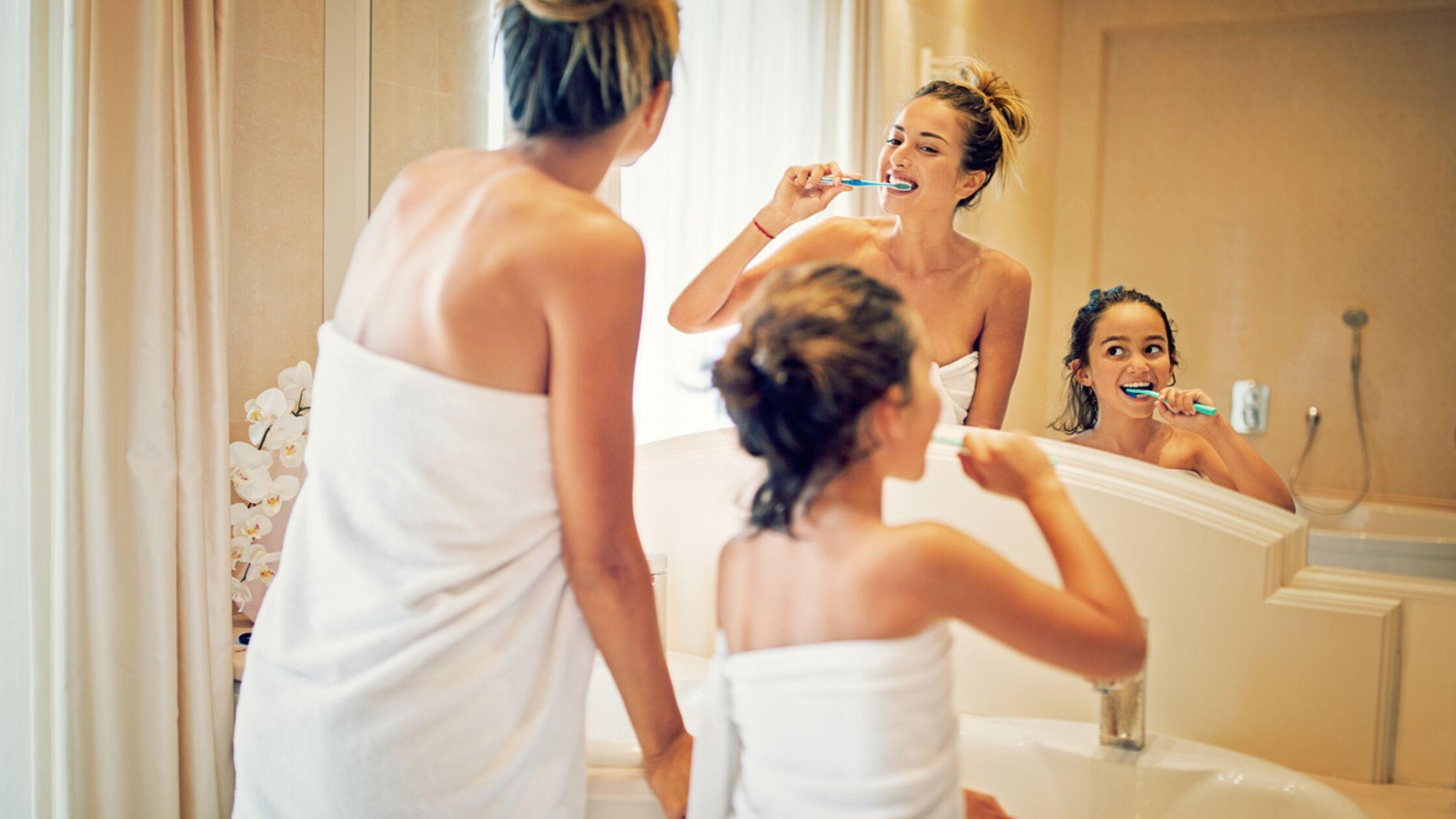 Beleuchtung im Bad: Ideen für Decke, Spiegel und mehr