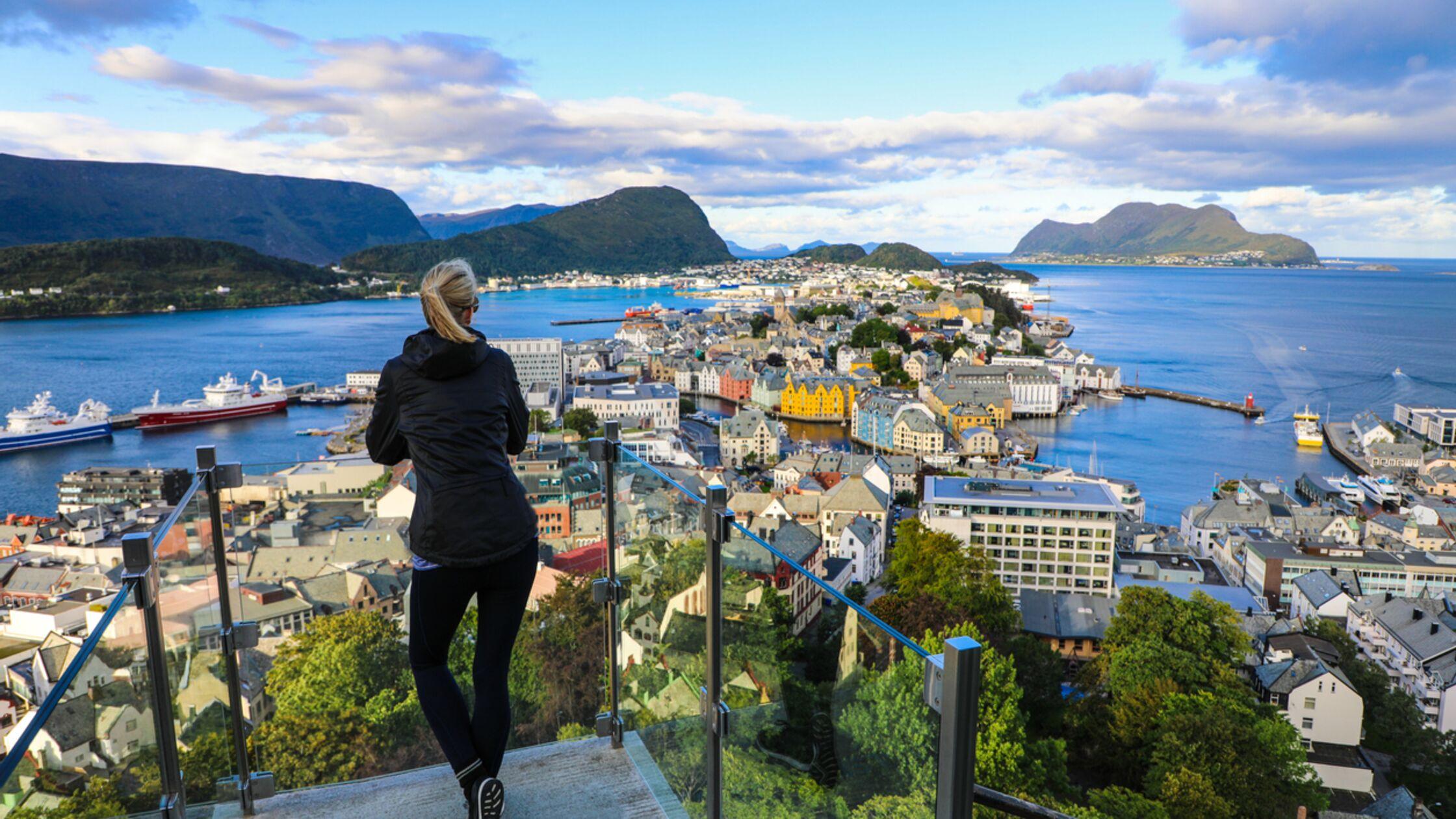 Nach Norwegen auswandern