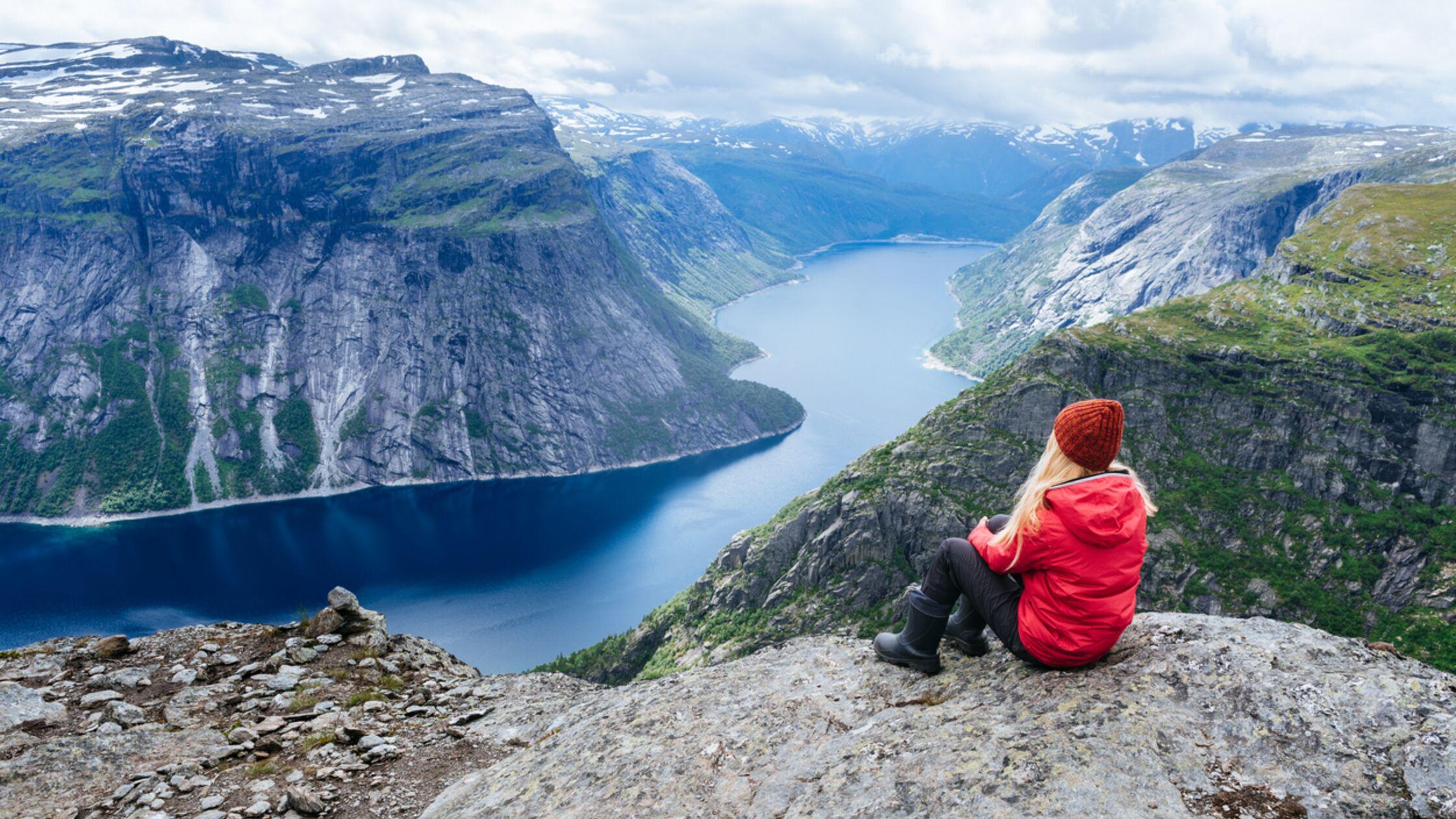 Polarleuchten, raue Fjorde: Auswandern nach Norwegen