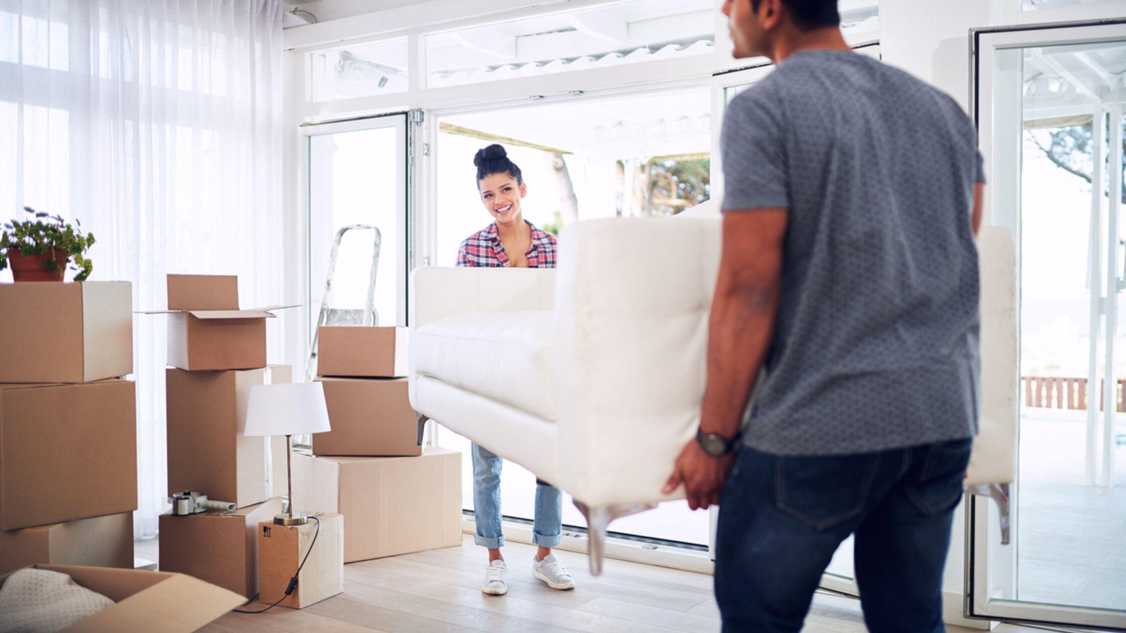 Sofa transportieren: Tipps für den Umzug Ihrer Couch