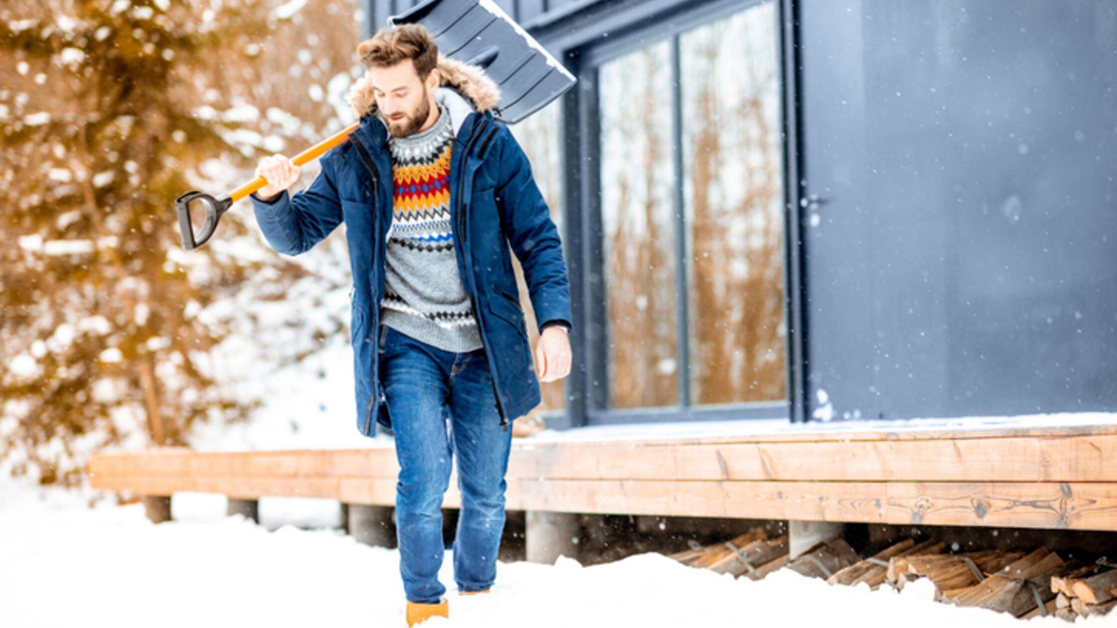 Winterdienst: Das sind Ihre Pflichten als Mieter