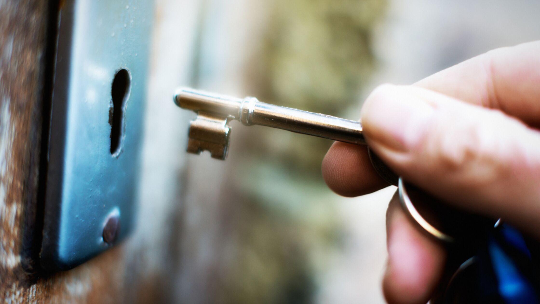 Darf der Vermieter einen Schlüssel behalten?
