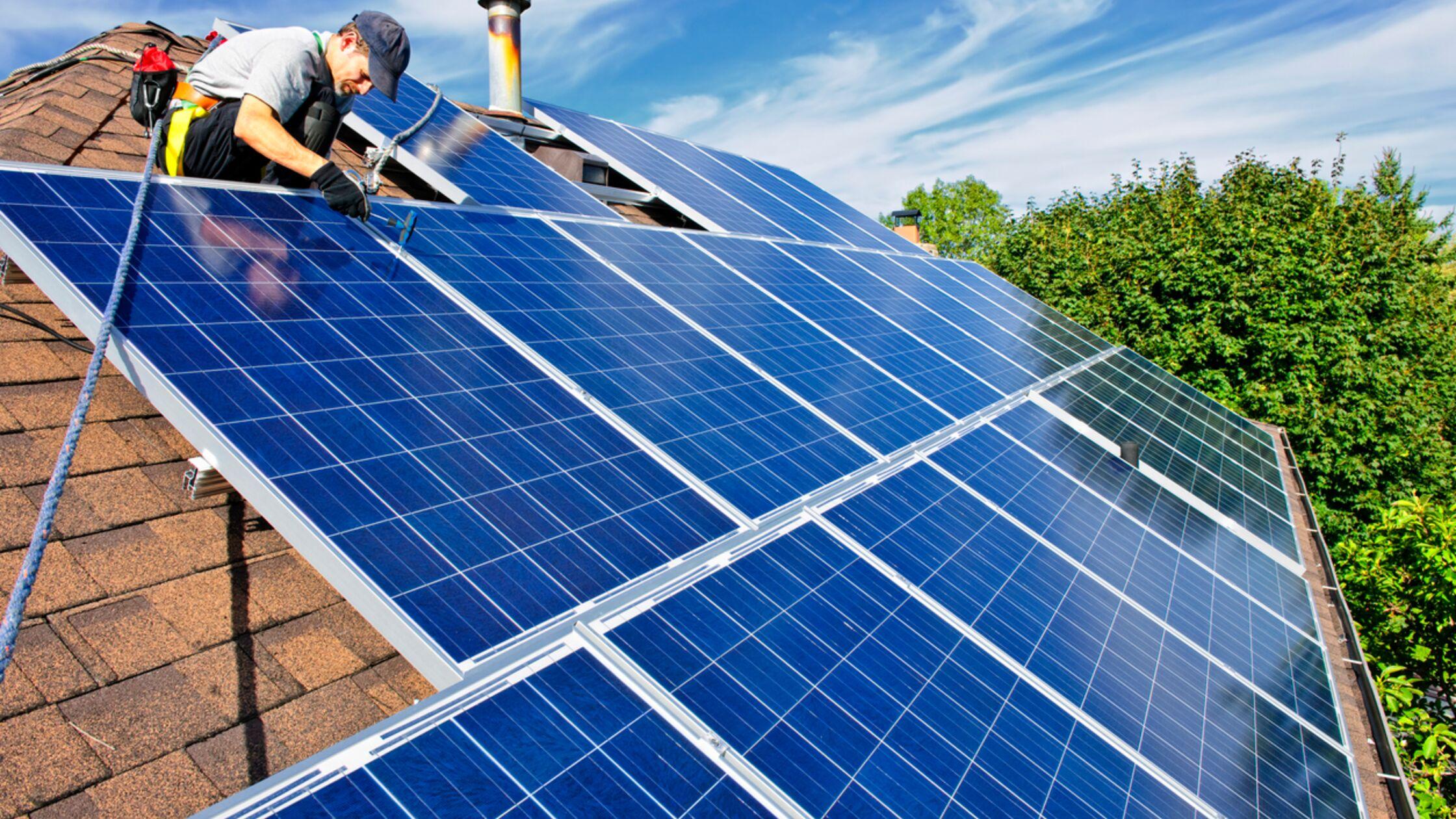 Photovoltaik-Förderung: So wird die Solaranlage für Sie günstiger