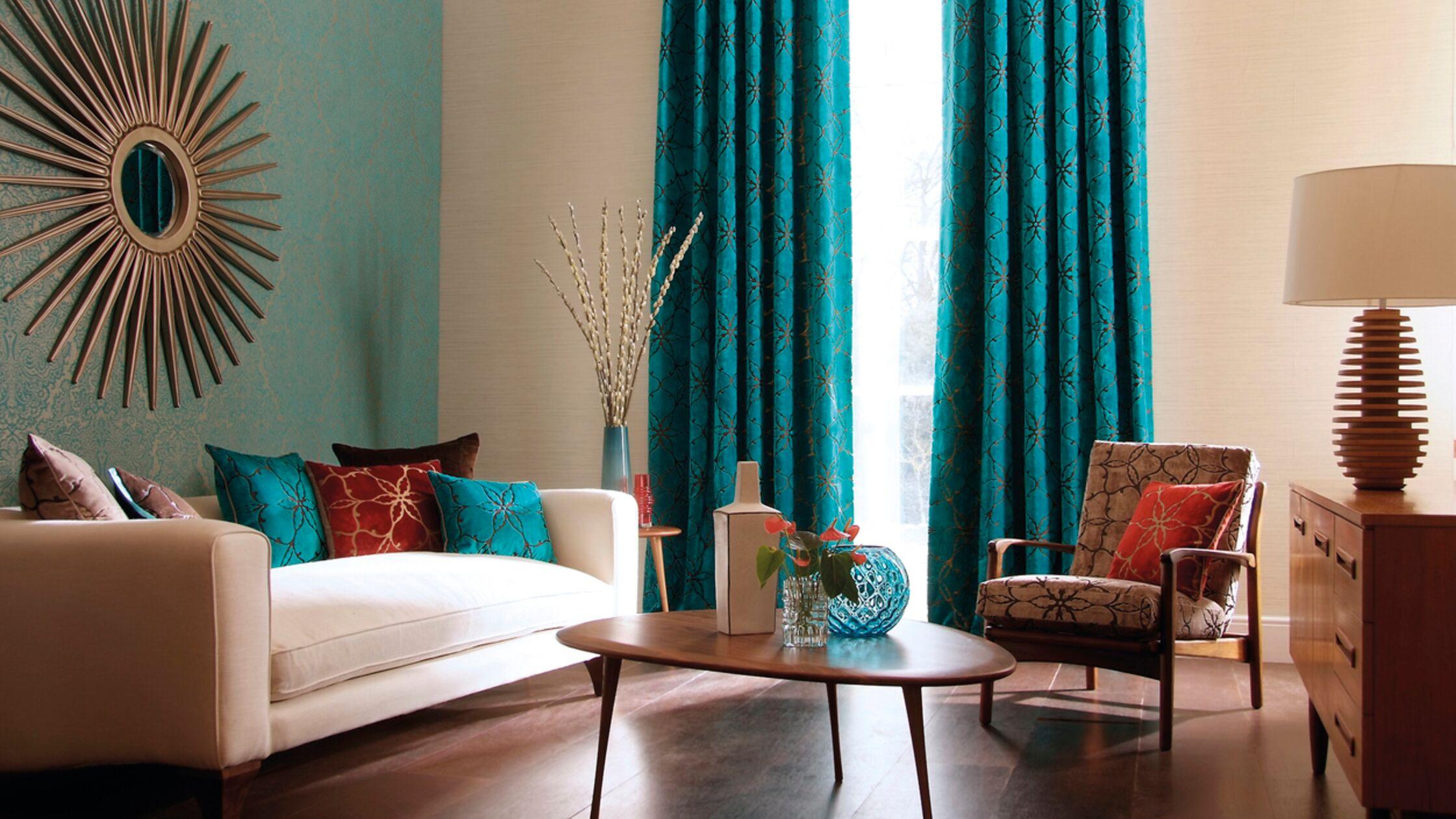 Jetzt wird's wohnlich: Gardinen-Ideen für jedes Zimmer