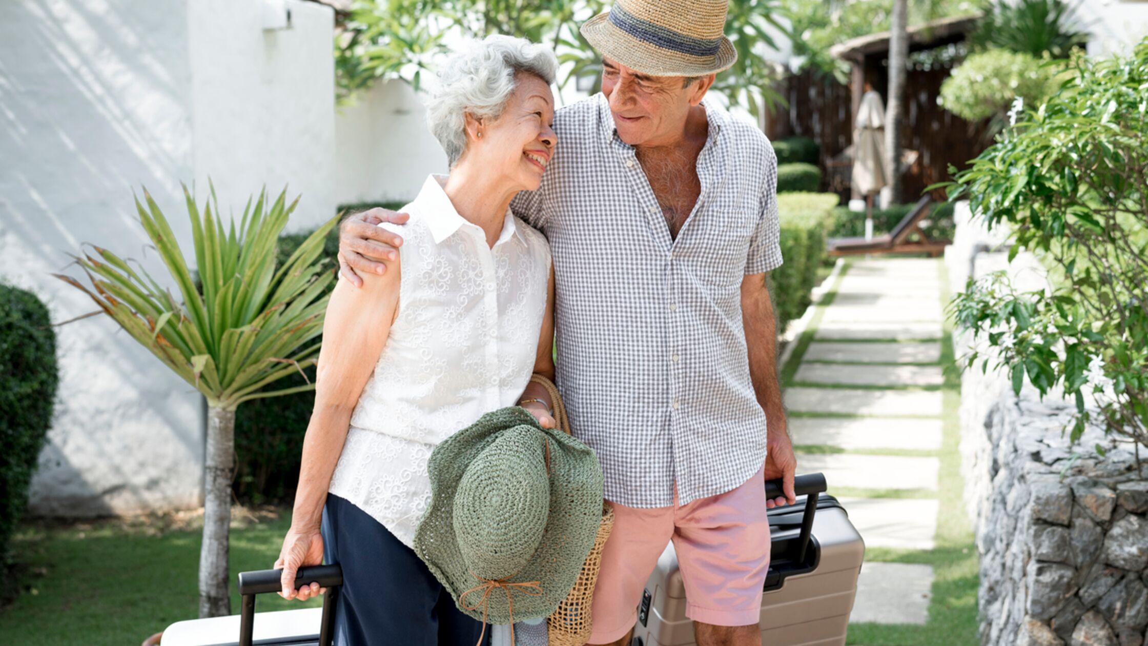 Auswandern als Rentner: Tipps für Senioren
