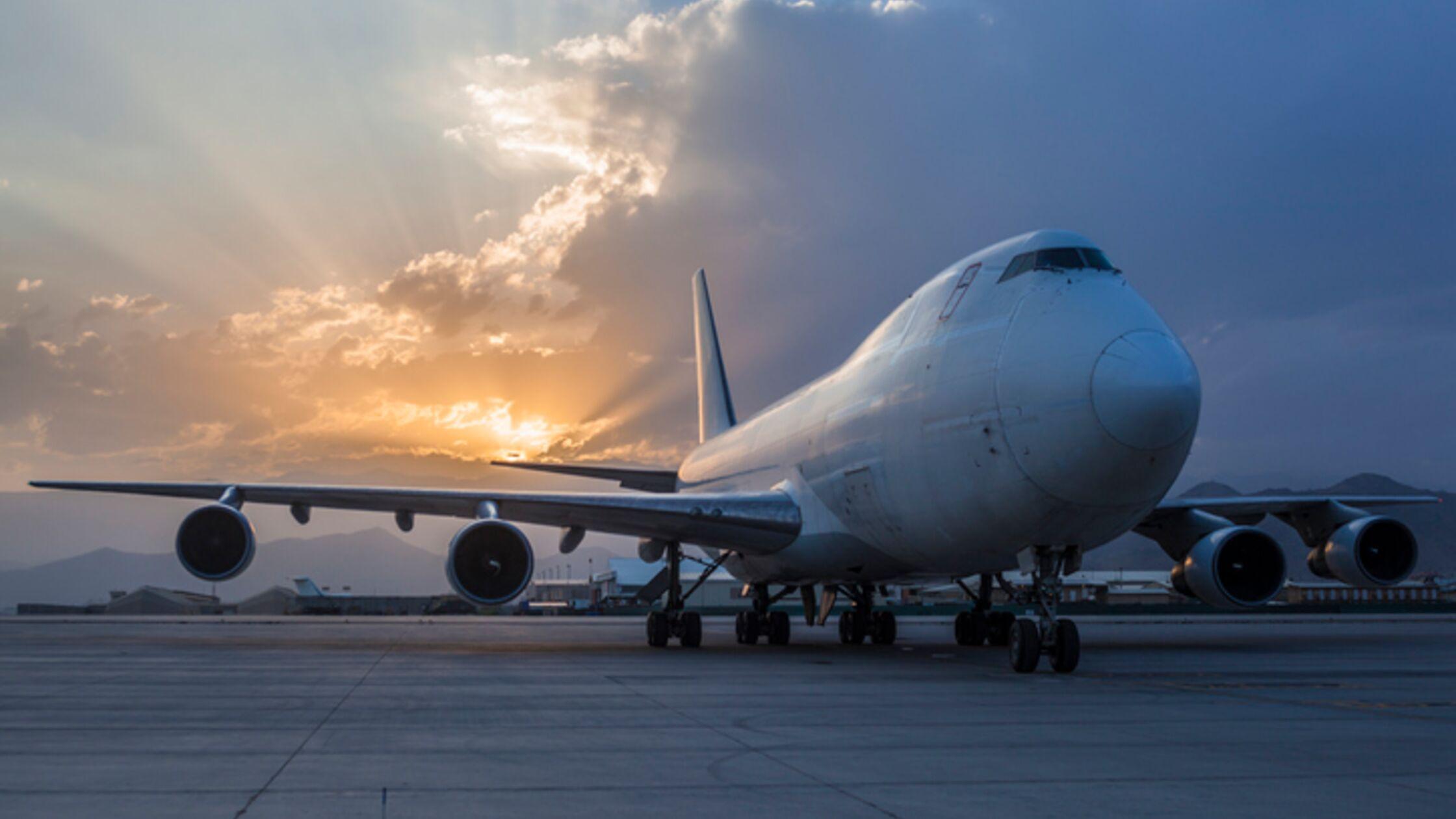 Luftfracht: Wie der Umzug per Flugzeug funktioniert