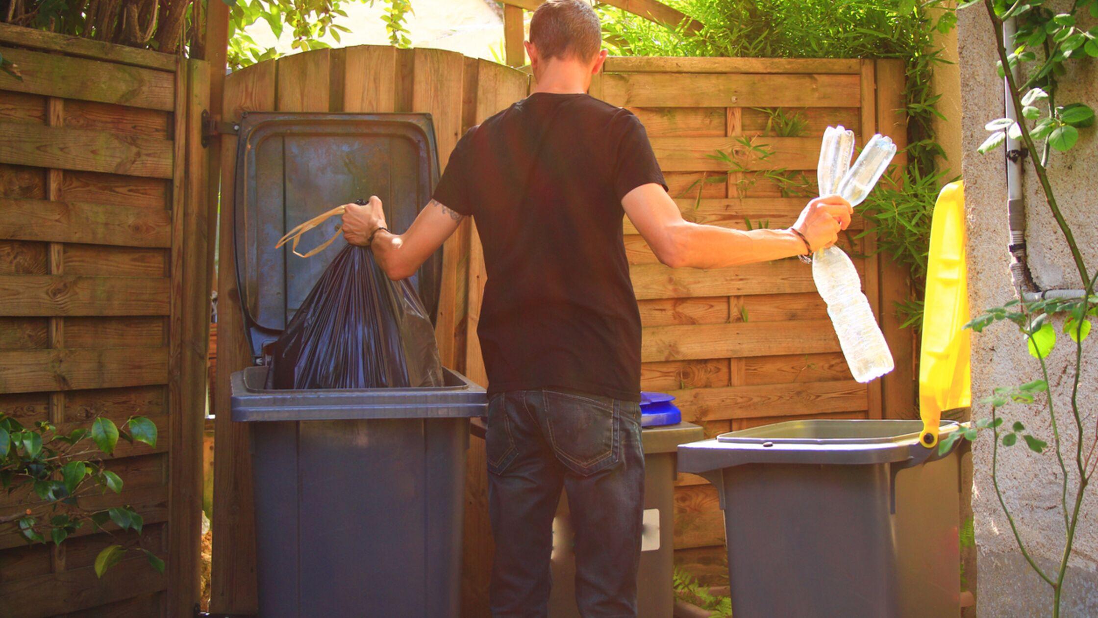 Müll an- und abmelden: Was Sie nach dem Umzug ins Eigenheim tun müssen