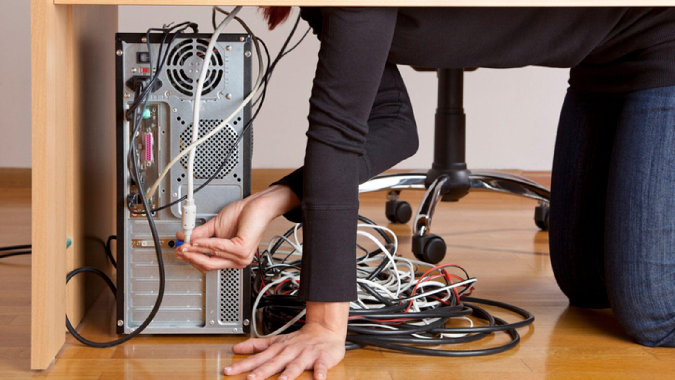 PC transportieren: So kommt der Rechner sicher im neuen Heim an