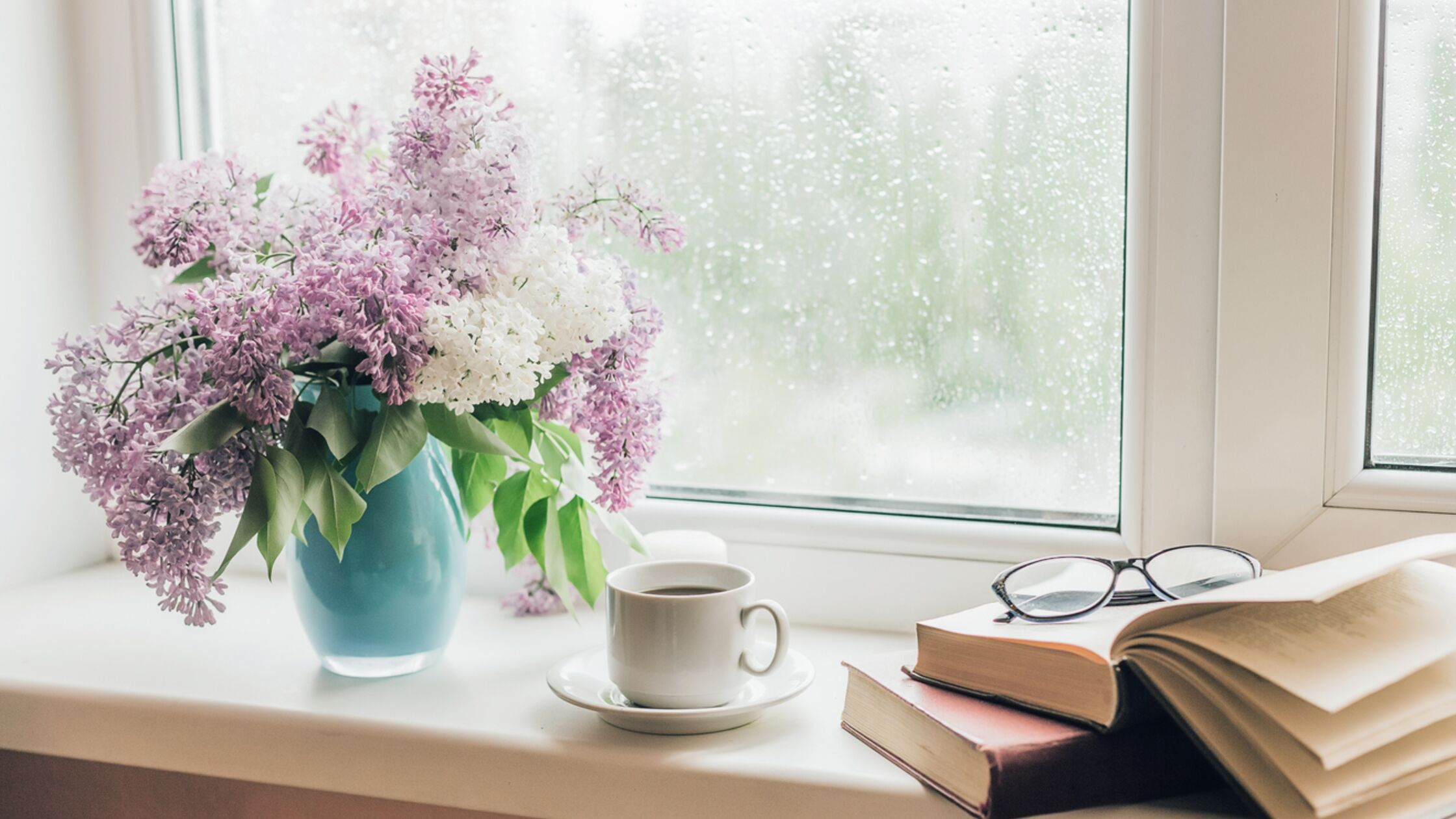 Fensterbank dekorieren: 4 Ideen, um das Sims zu verschönern