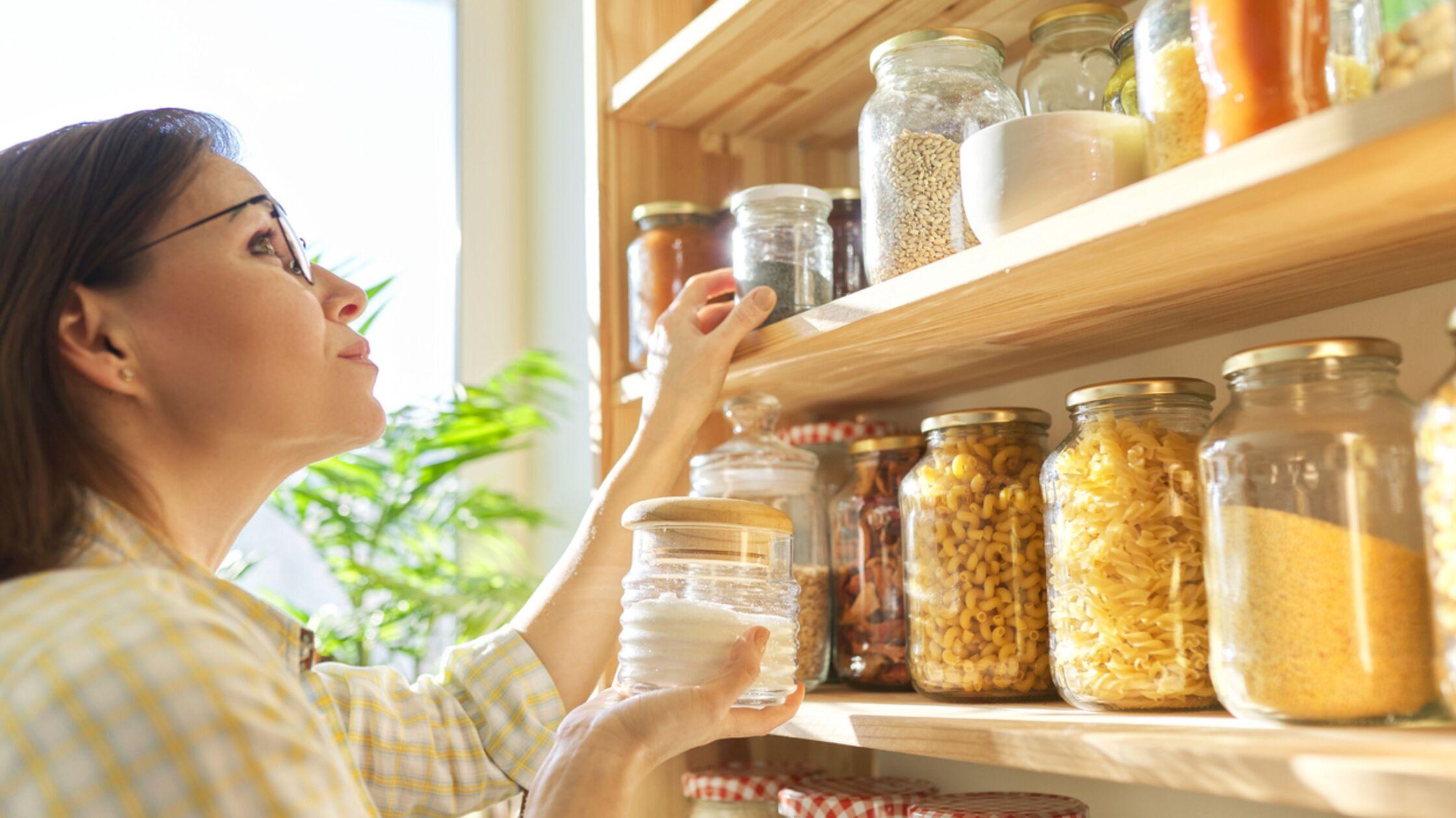 Speisekammer einrichten: Ideen und Tipps für den Vorratsraum
