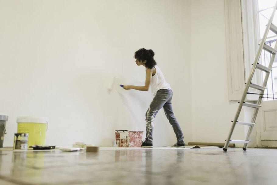 Wände Streichen Tipps Und Techniken Für Die Wohnung