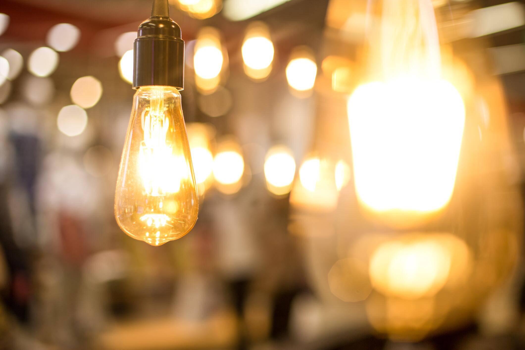 Light bulb penetration #13