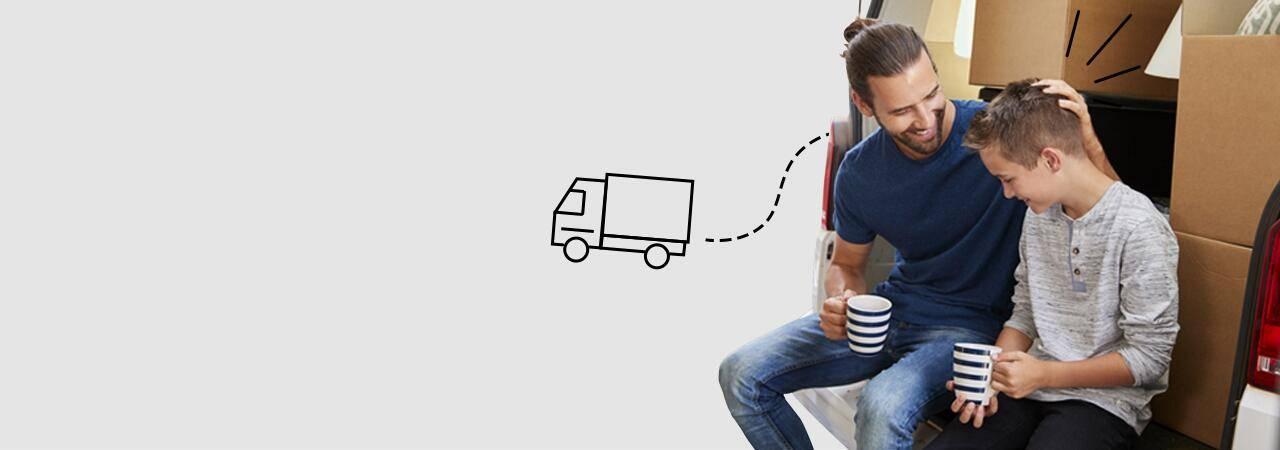 umzugstipps kisten packen fertig los umziehen wie ein profi. Black Bedroom Furniture Sets. Home Design Ideas