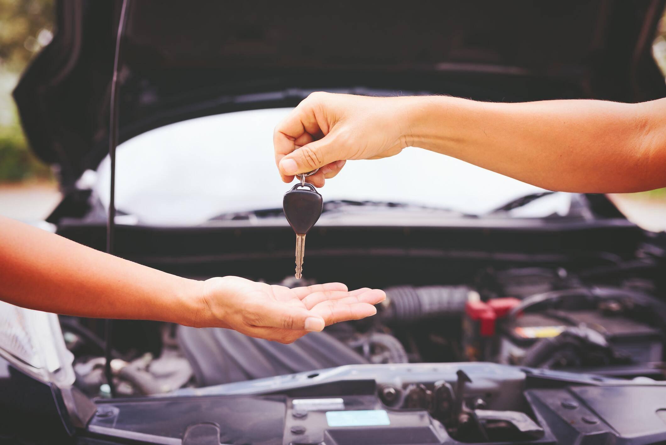 Kfz Halterwechsel Was Bei Der Ummeldung Des Autos Wichtig Ist