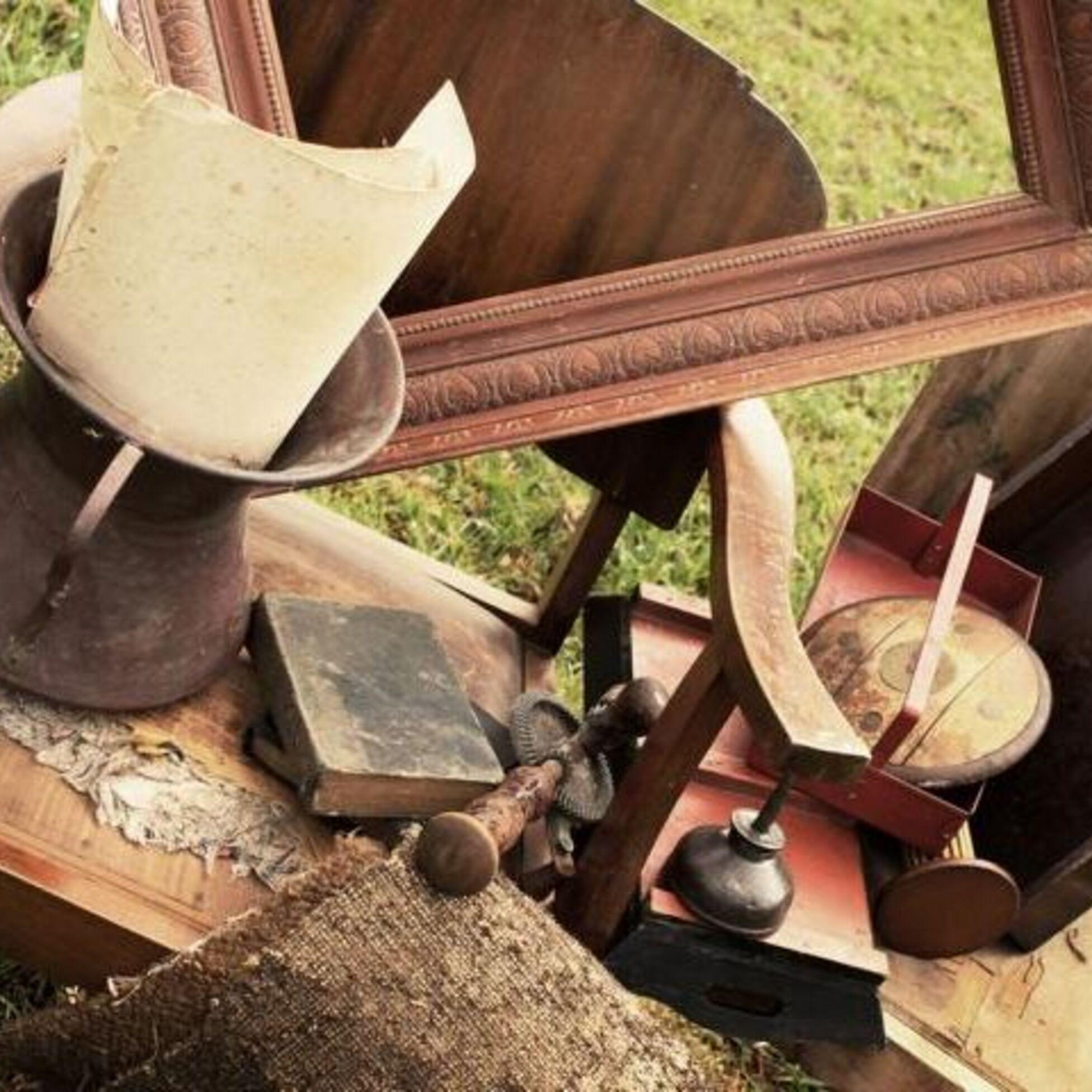 8 Tipps zum Ausmisten: Ohne alten Krempel in die neue Wohnung