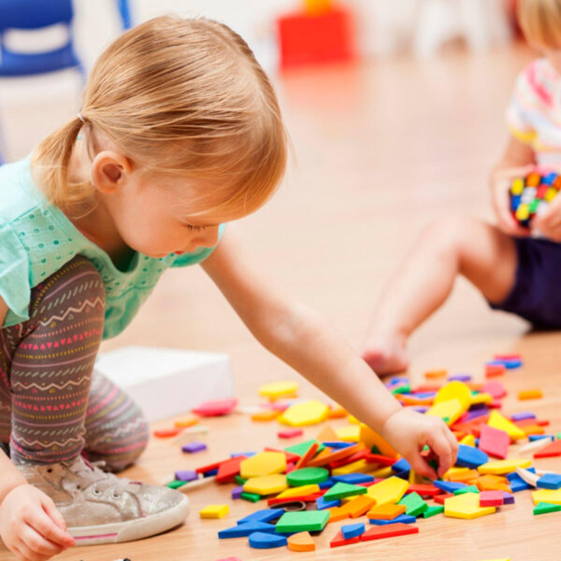 Kind im Kindergarten anmelden