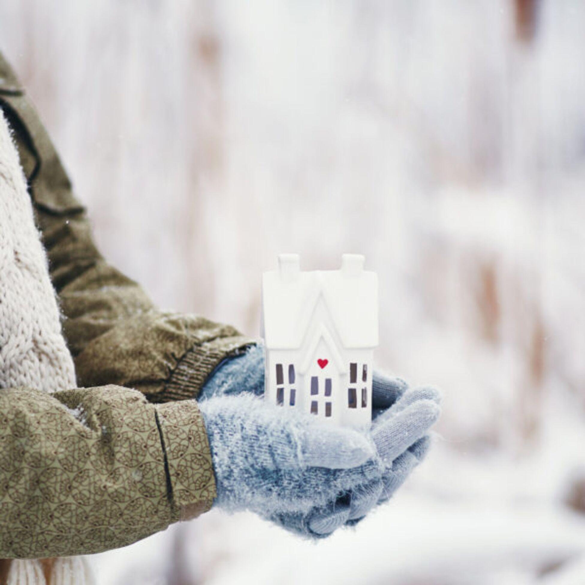 Umzug im Winter