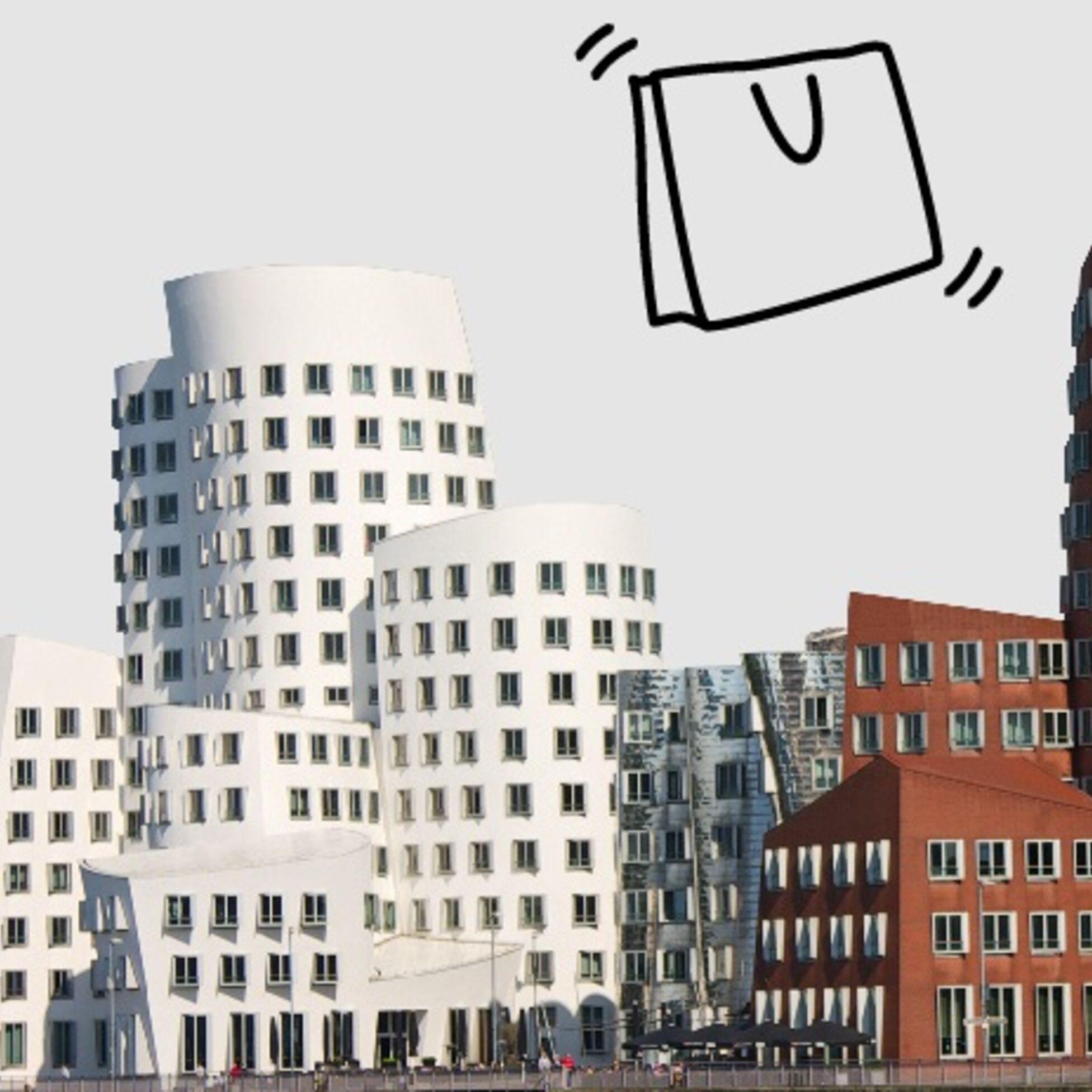 Umzug nach Düsseldorf