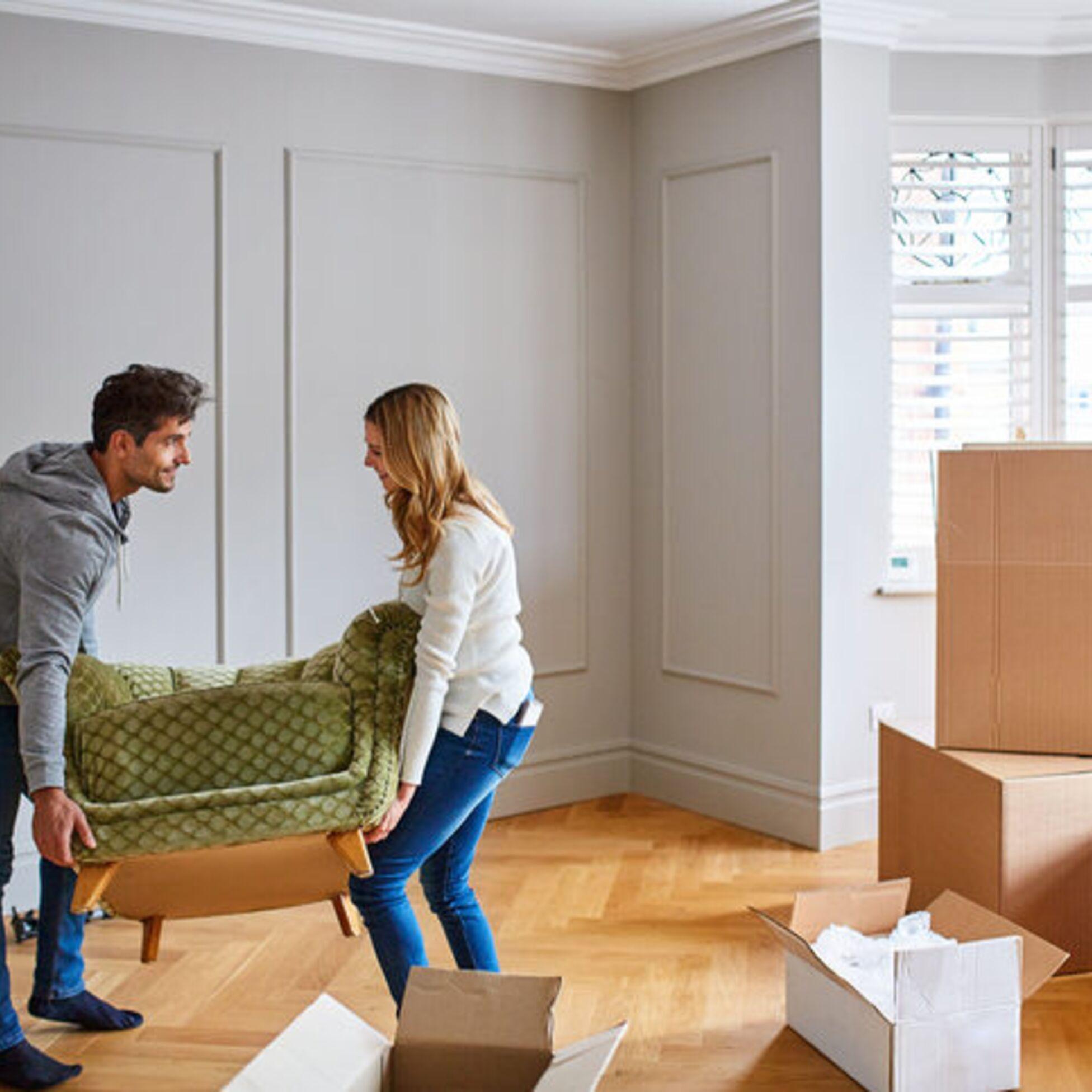 Möbel verschenken beim Umzug