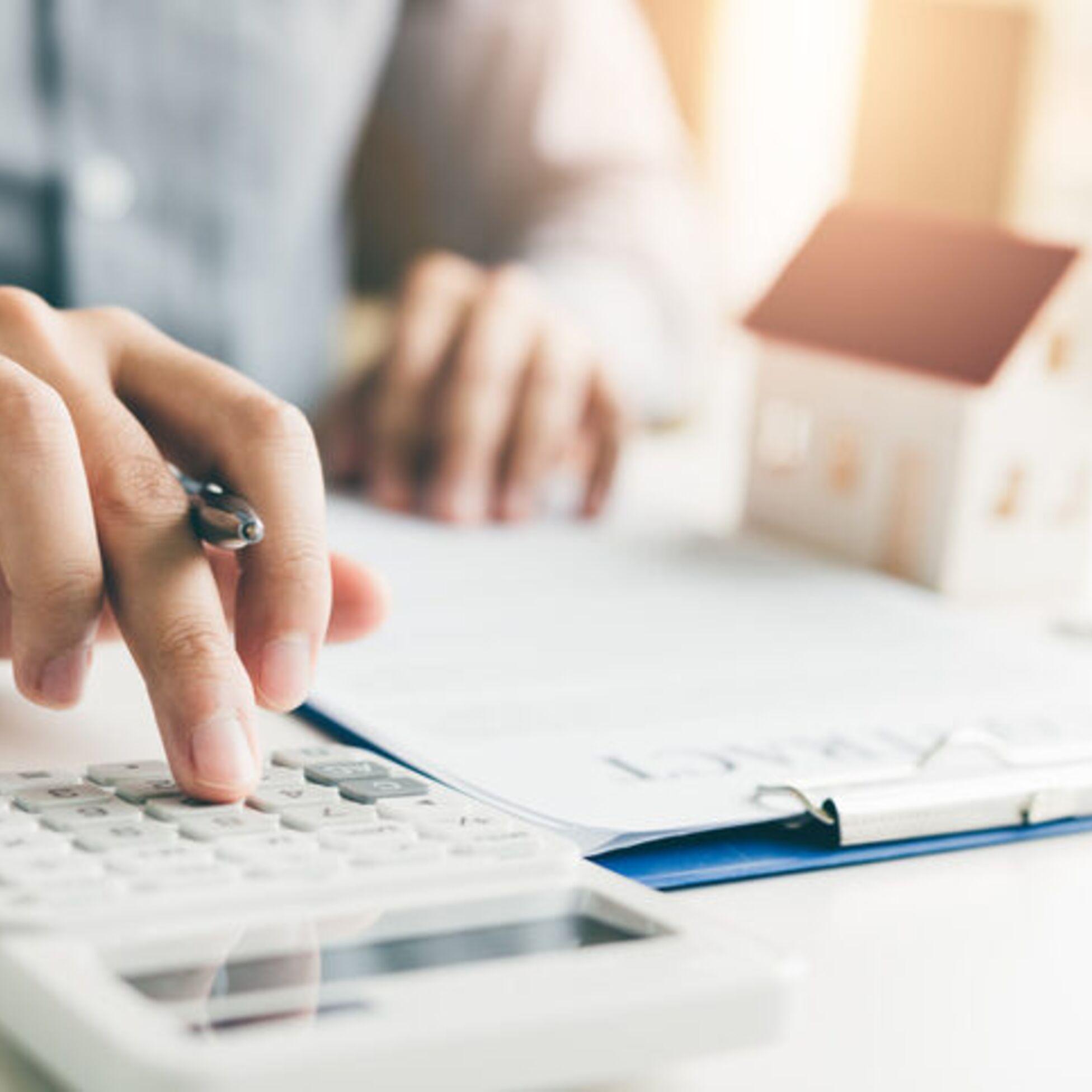 Finanzierung Hauskauf berechnen