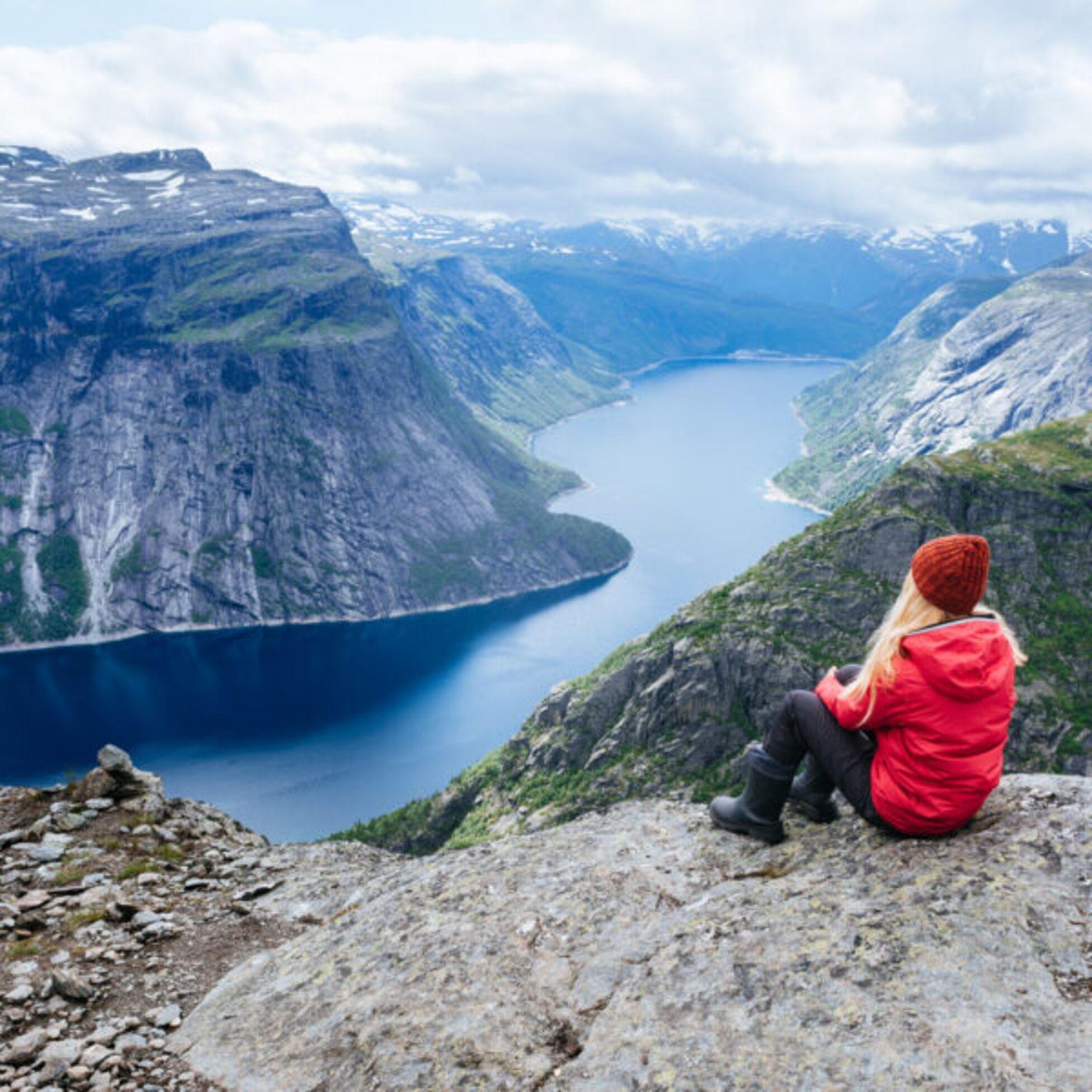 uswandern nach Norwegen